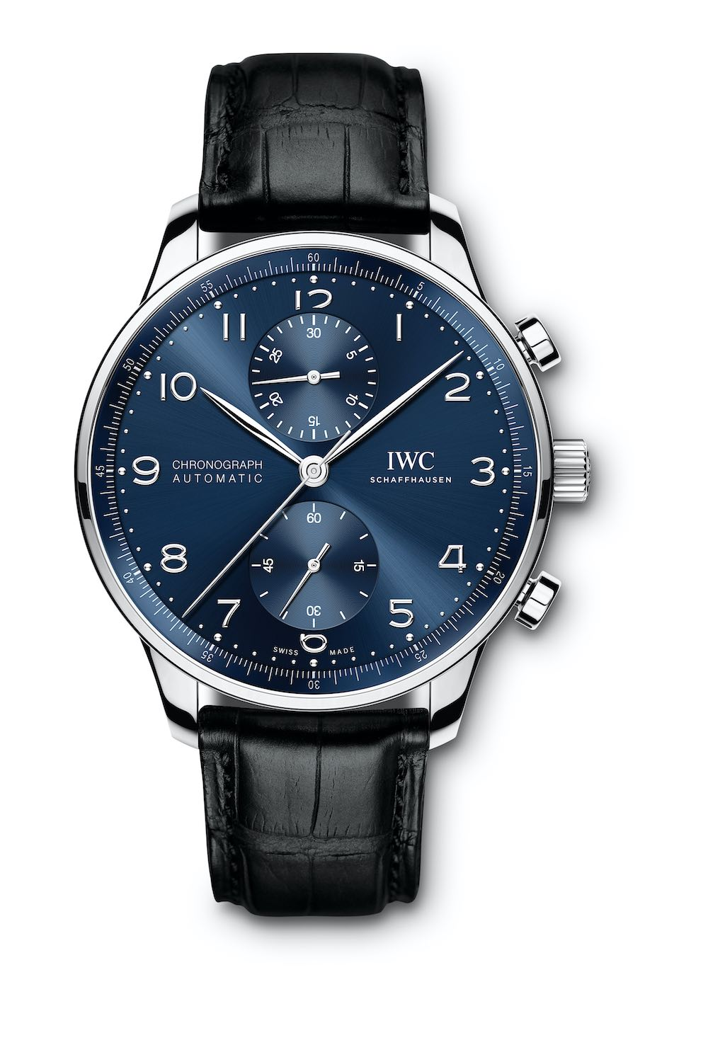 IWC Portugieser Chronograph iw3716 in-house calibre 69335 - iw371606