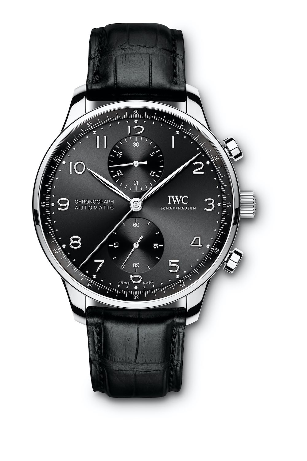 IWC Portugieser Chronograph iw3716 in-house calibre 69335 - iw371609