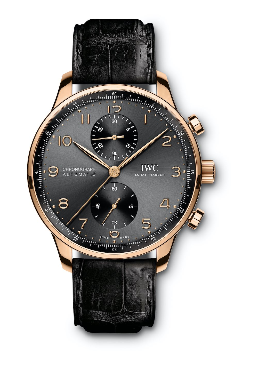 IWC Portugieser Chronograph iw3716 in-house calibre 69335 - iw371610
