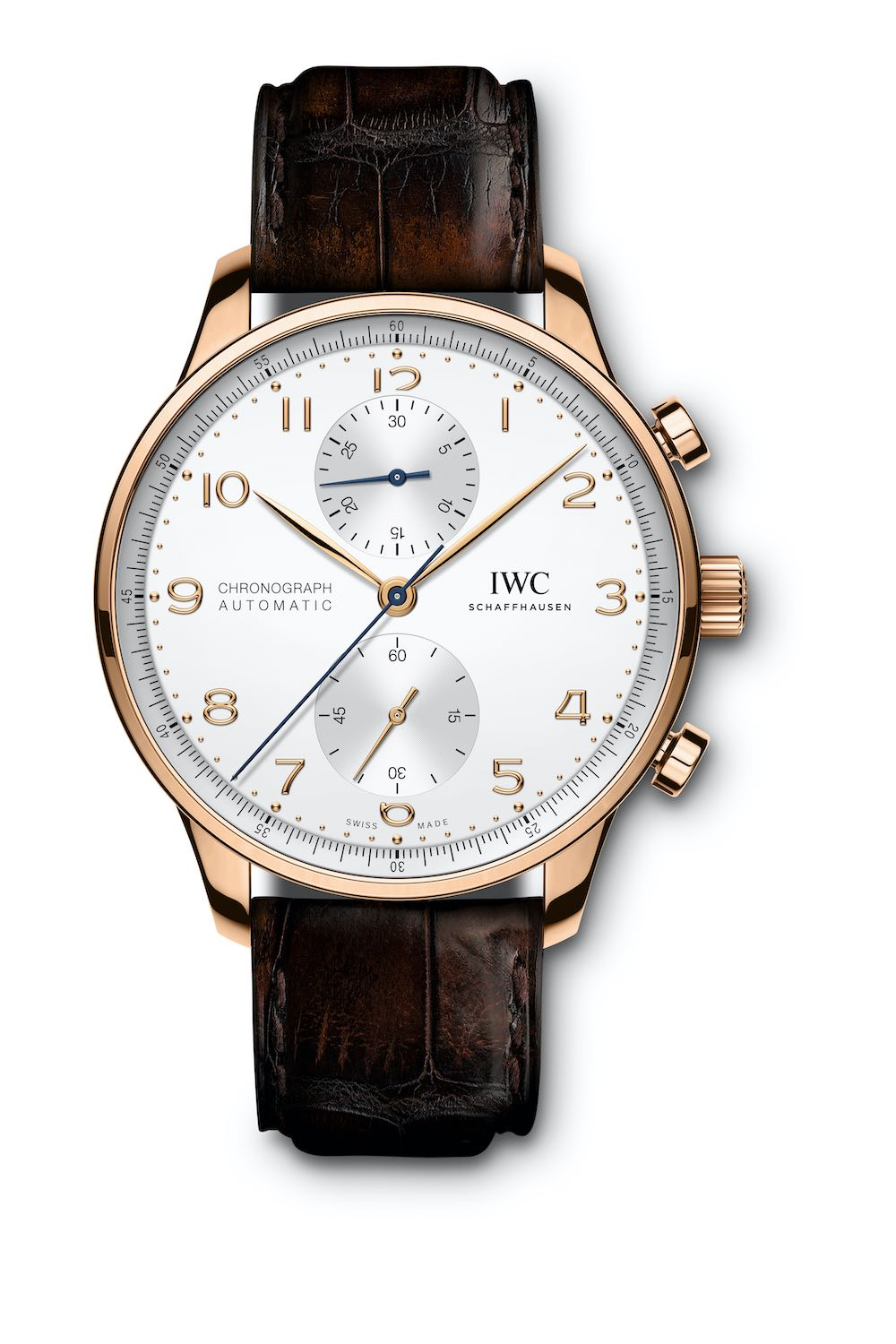 IWC Portugieser Chronograph iw3716 in-house calibre 69335 - iw371611