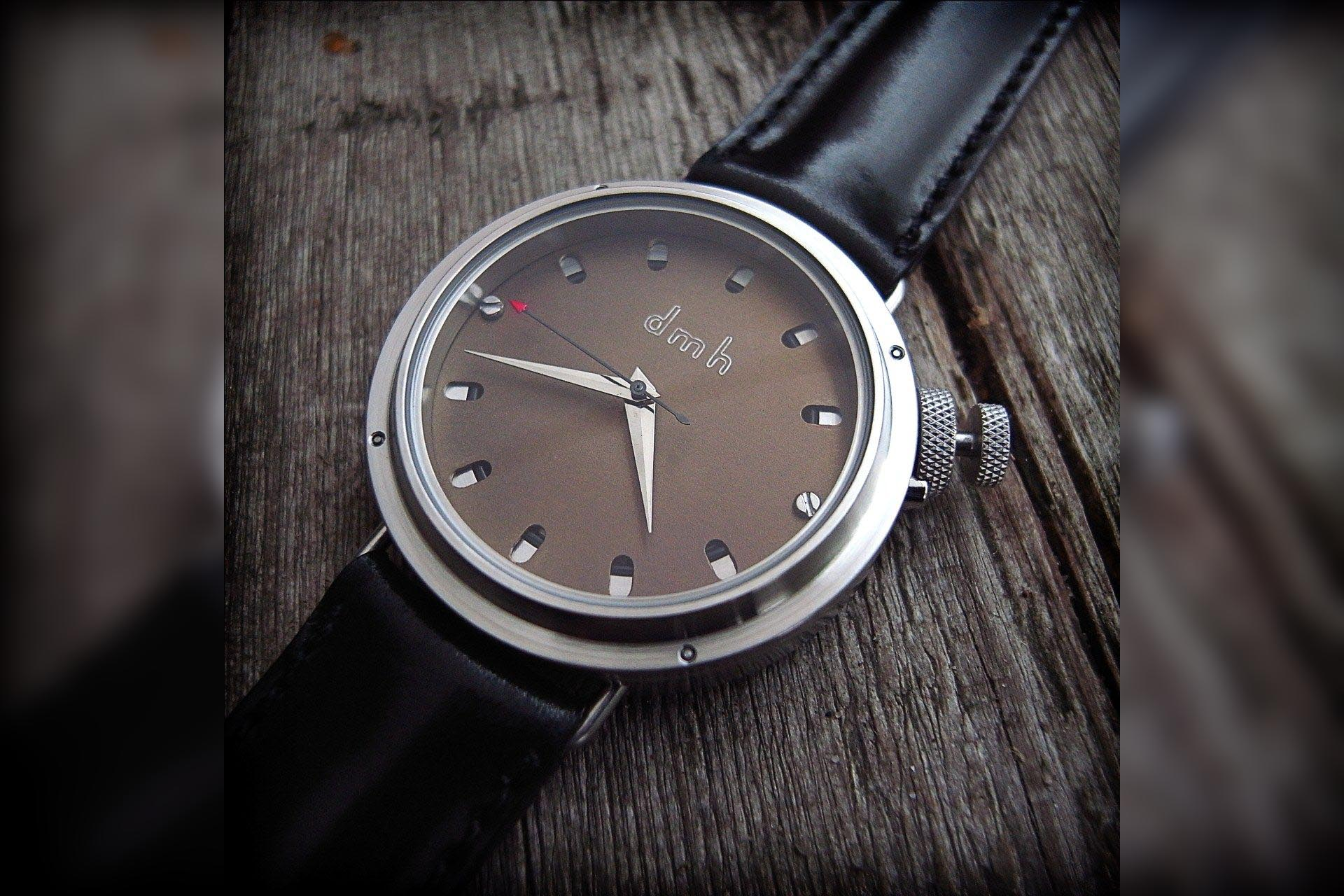 Fred Dingemans - d.m.h. Watches