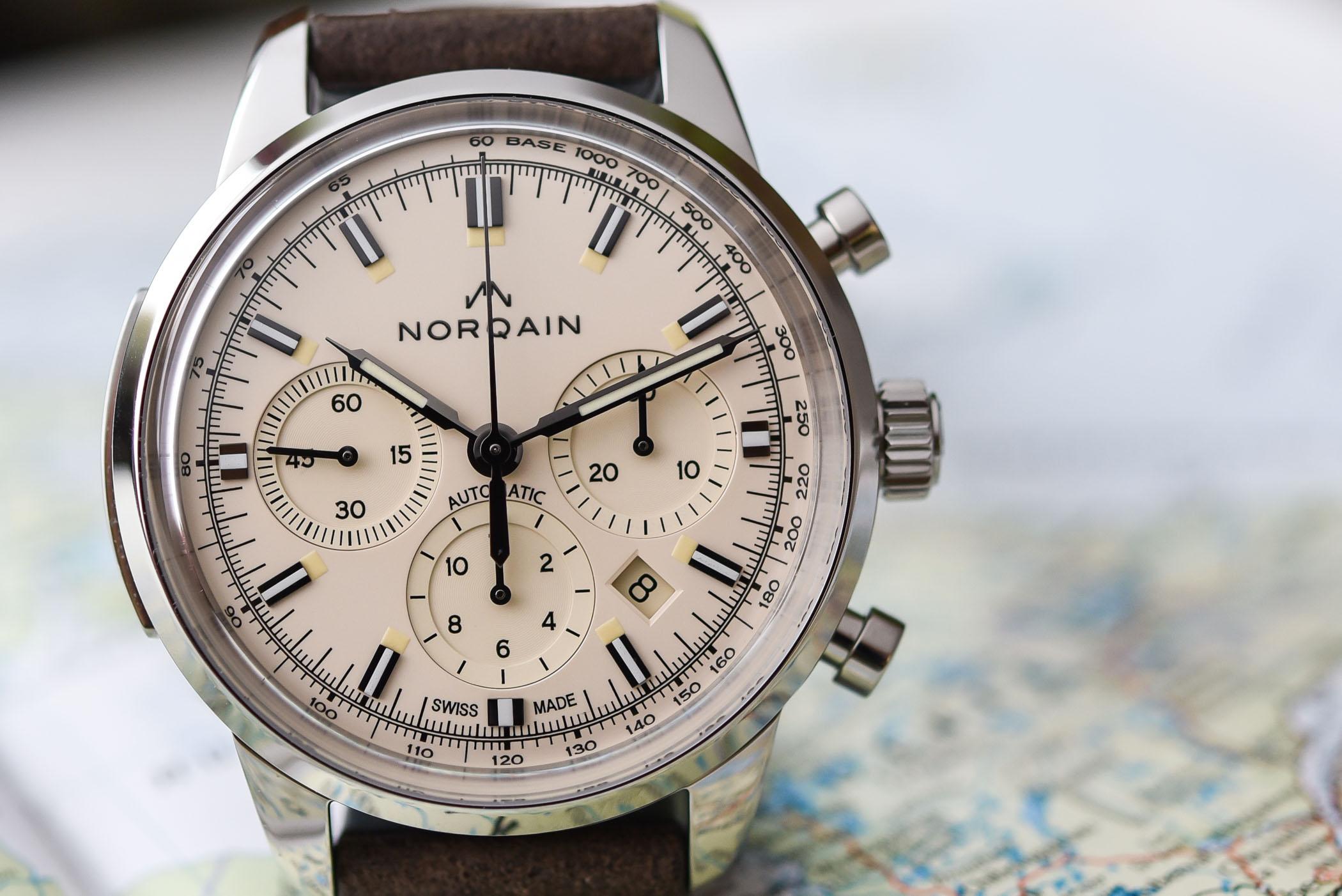 Norqain Freedom 60 Chrono