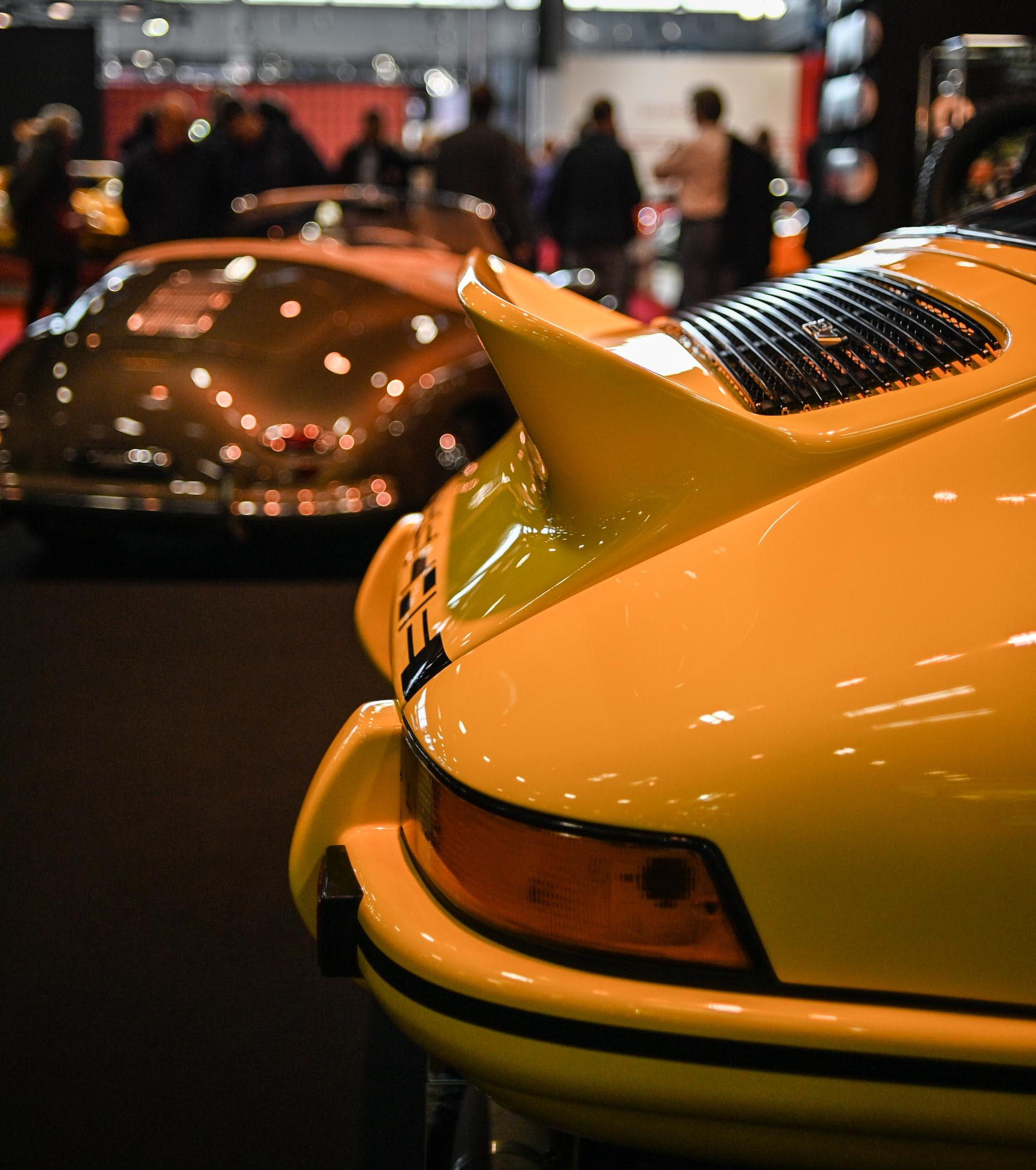 Retromobile 2020 - Photo Report The Pereolhead Corner - 12