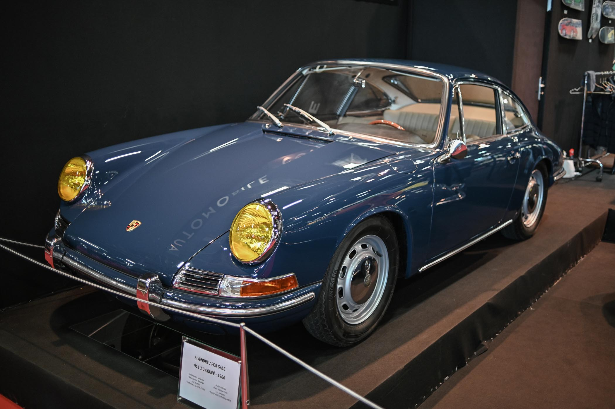 Retromobile 2020 - Photo Report The Pereolhead Corner - 16