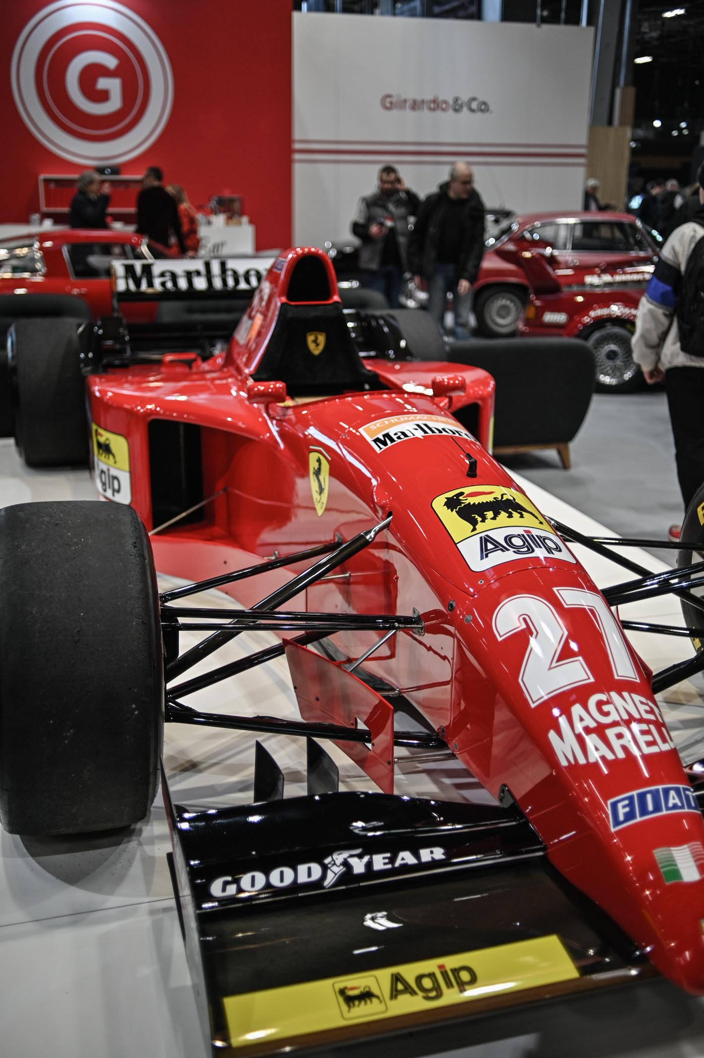 Retromobile 2020 - Photo Report The Pereolhead Corner - 20