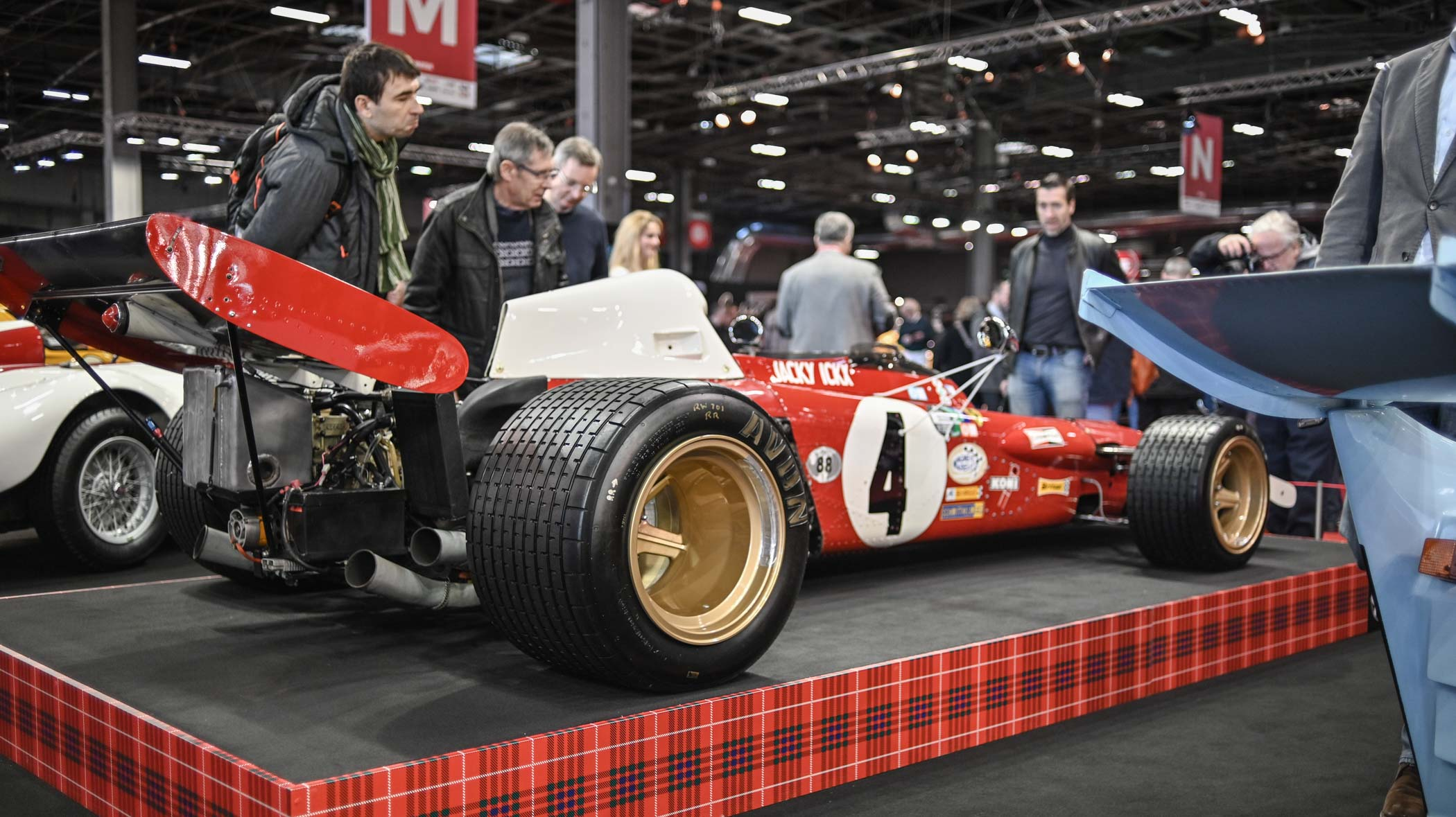 Retromobile 2020 - Photo Report The Pereolhead Corner - 23