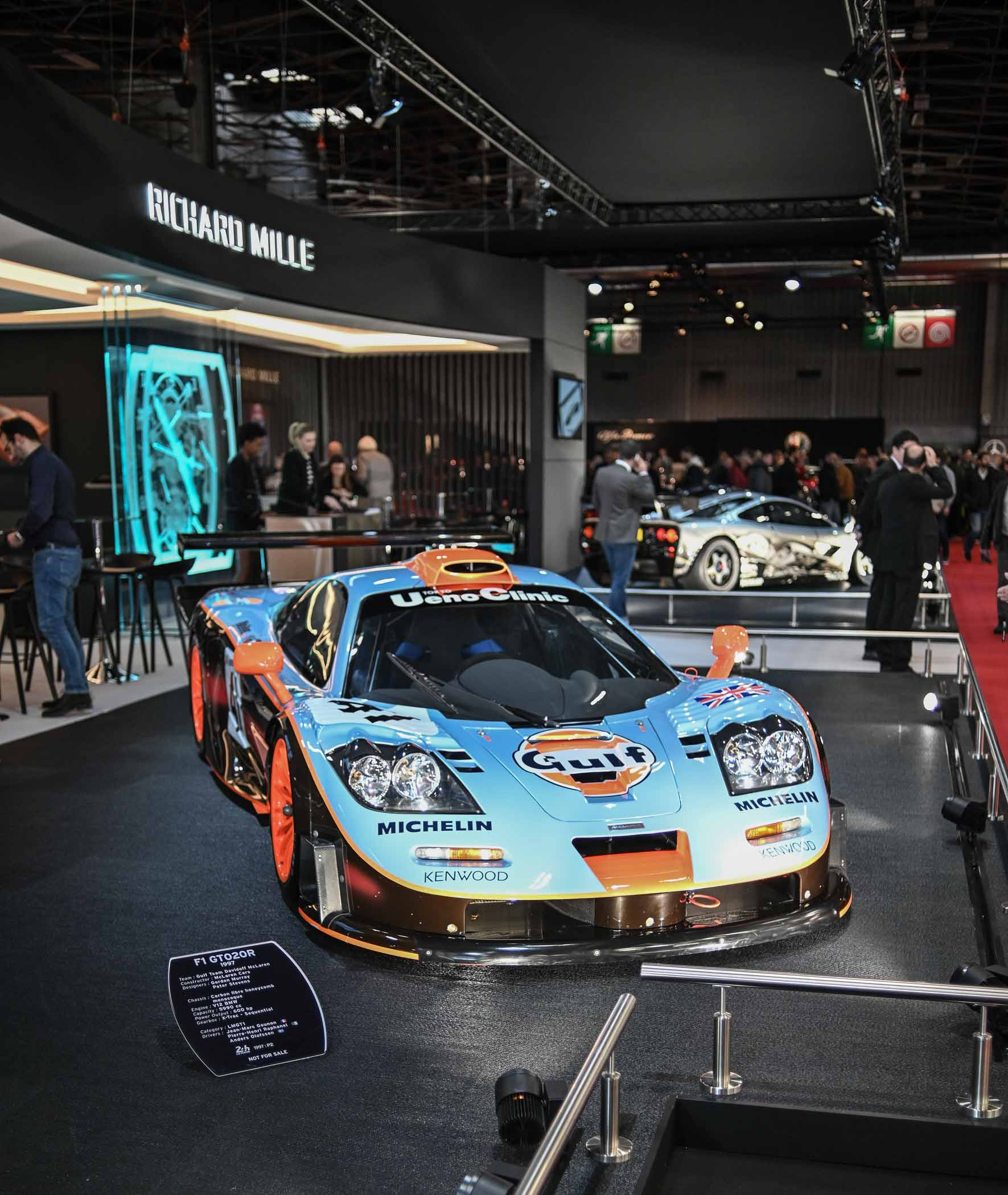 Retromobile 2020 - Photo Report The Pereolhead Corner - 30