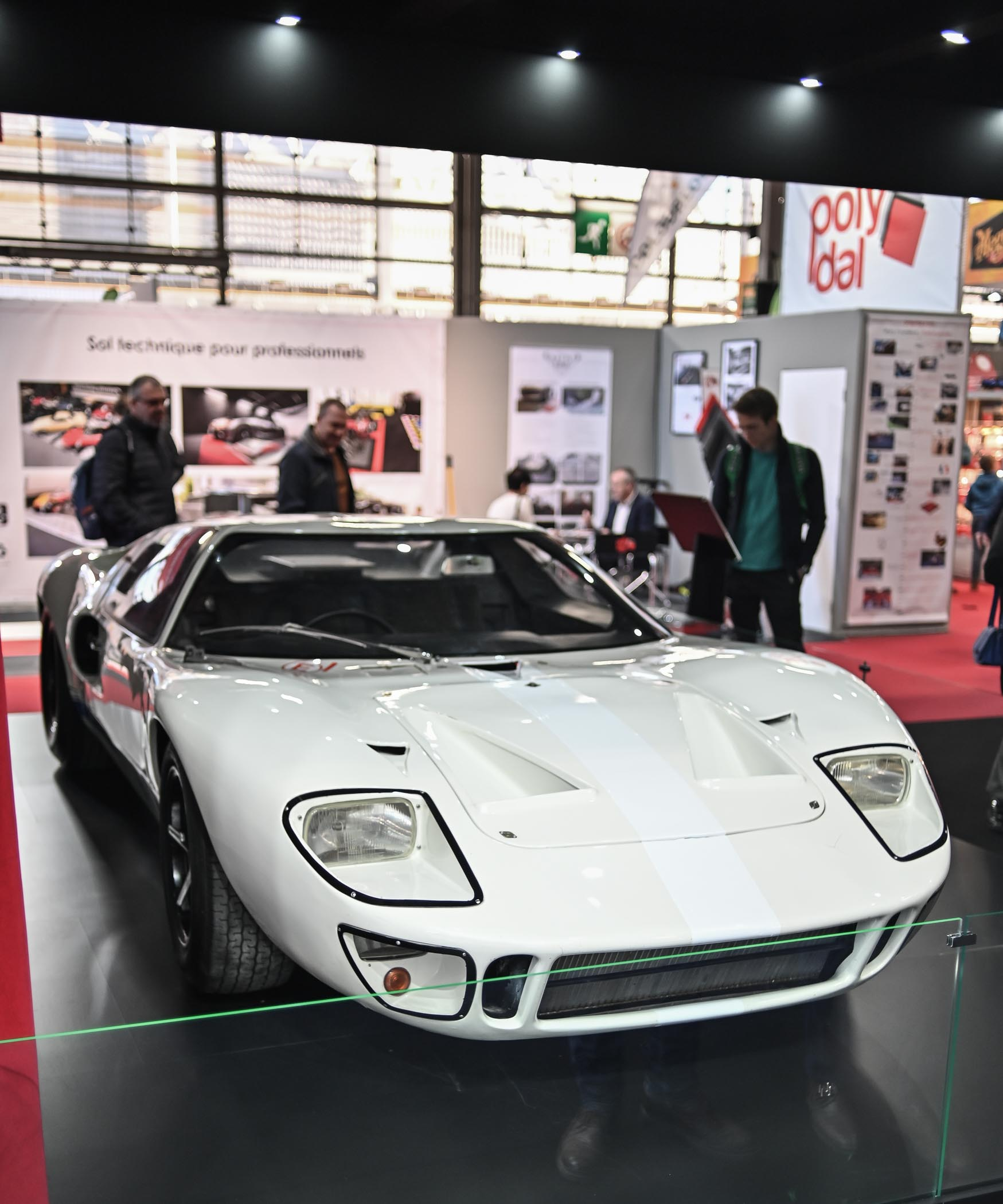 Retromobile 2020 - Photo Report The Pereolhead Corner - 46