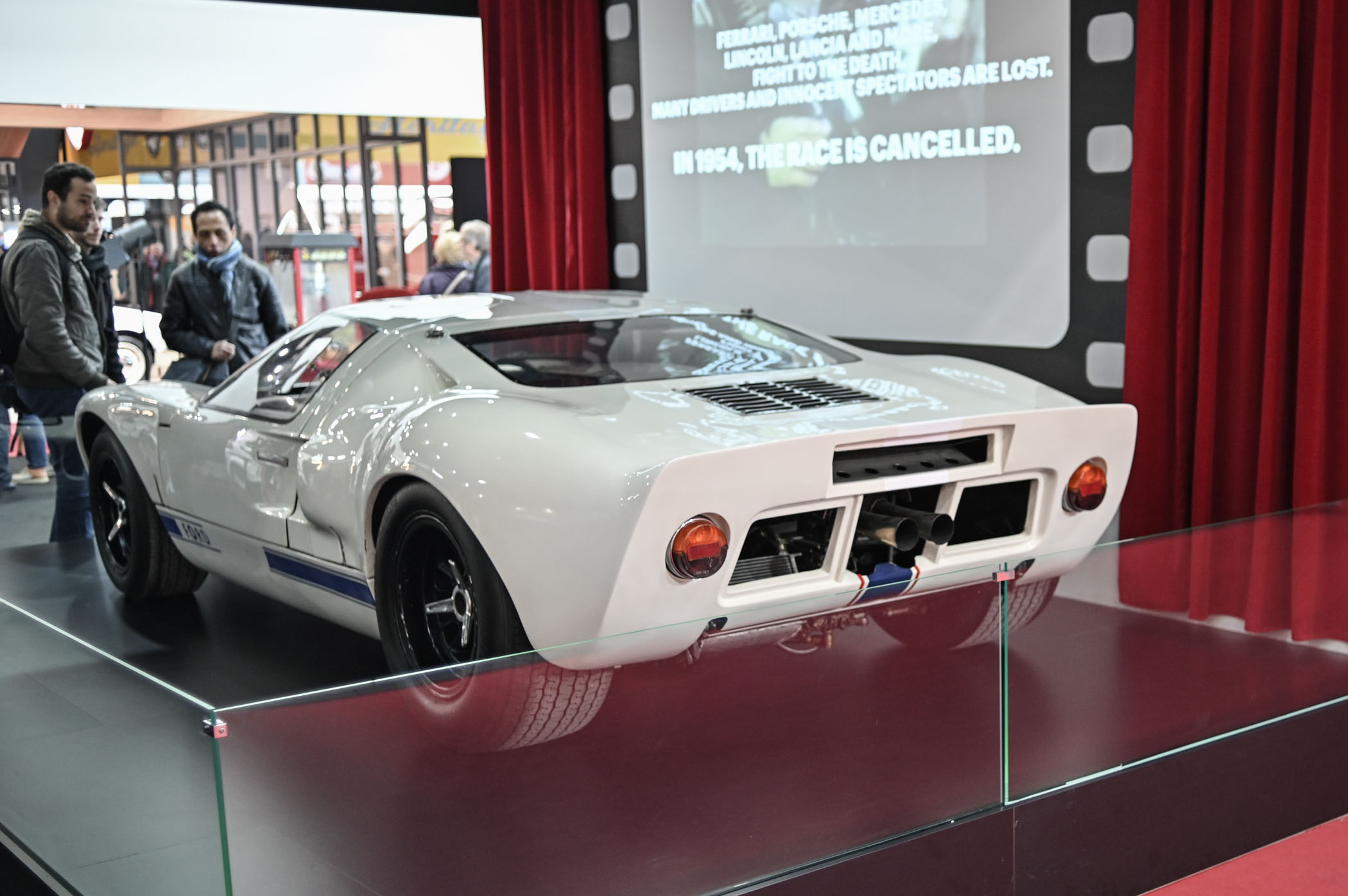 Retromobile 2020 - Photo Report The Pereolhead Corner - 47