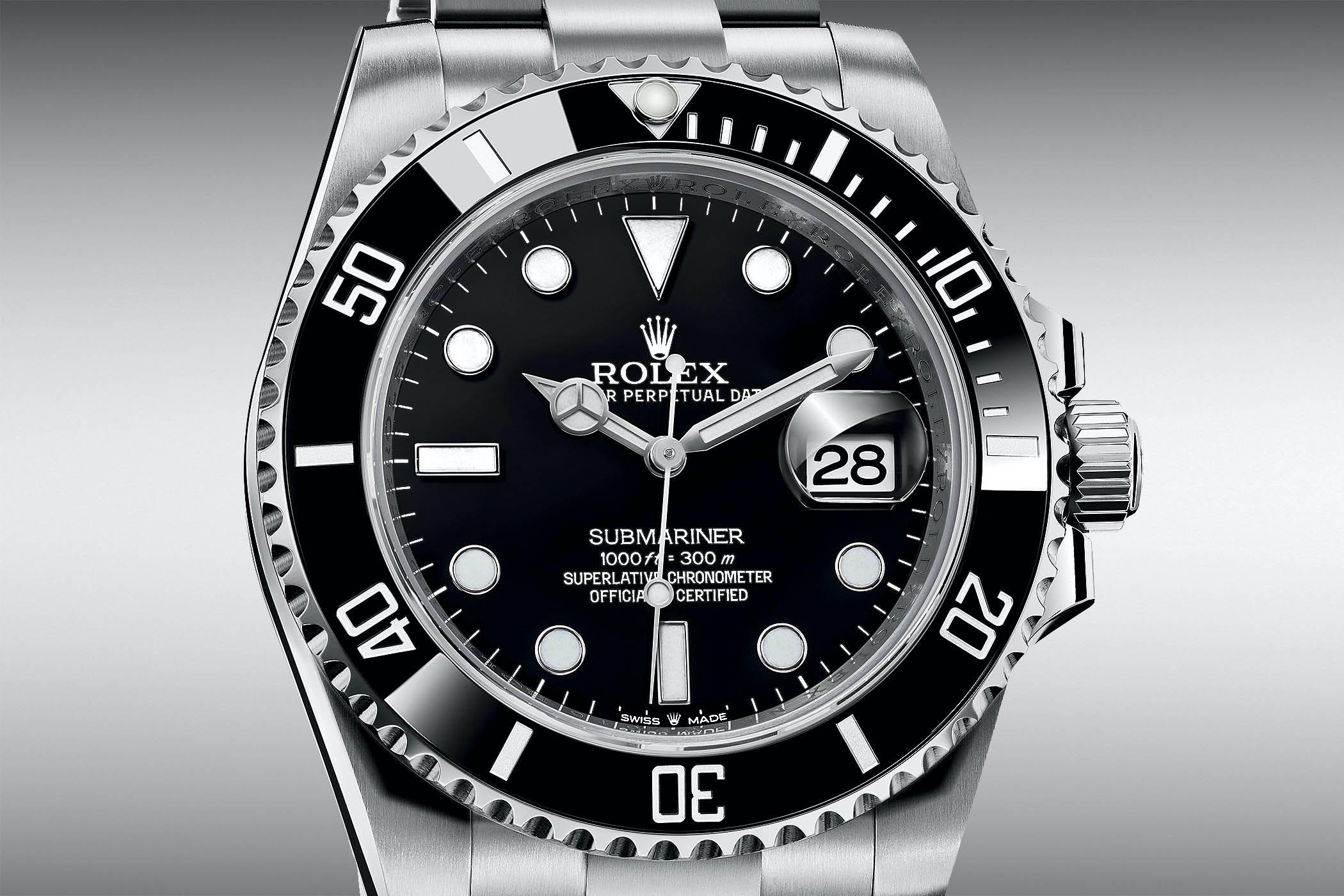 Rolex Submariner Date Calibre 3235 - 126610LN - Rolex Baselworld 2020 - Rolex 2020 Predictions