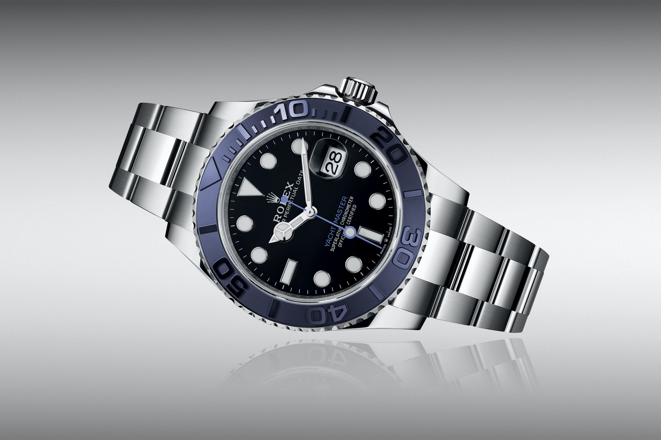 Rolex Yacht-Master 42 Steel - 226600LB - Rolex Baselworld 2020 - Rolex 2020 Predictions