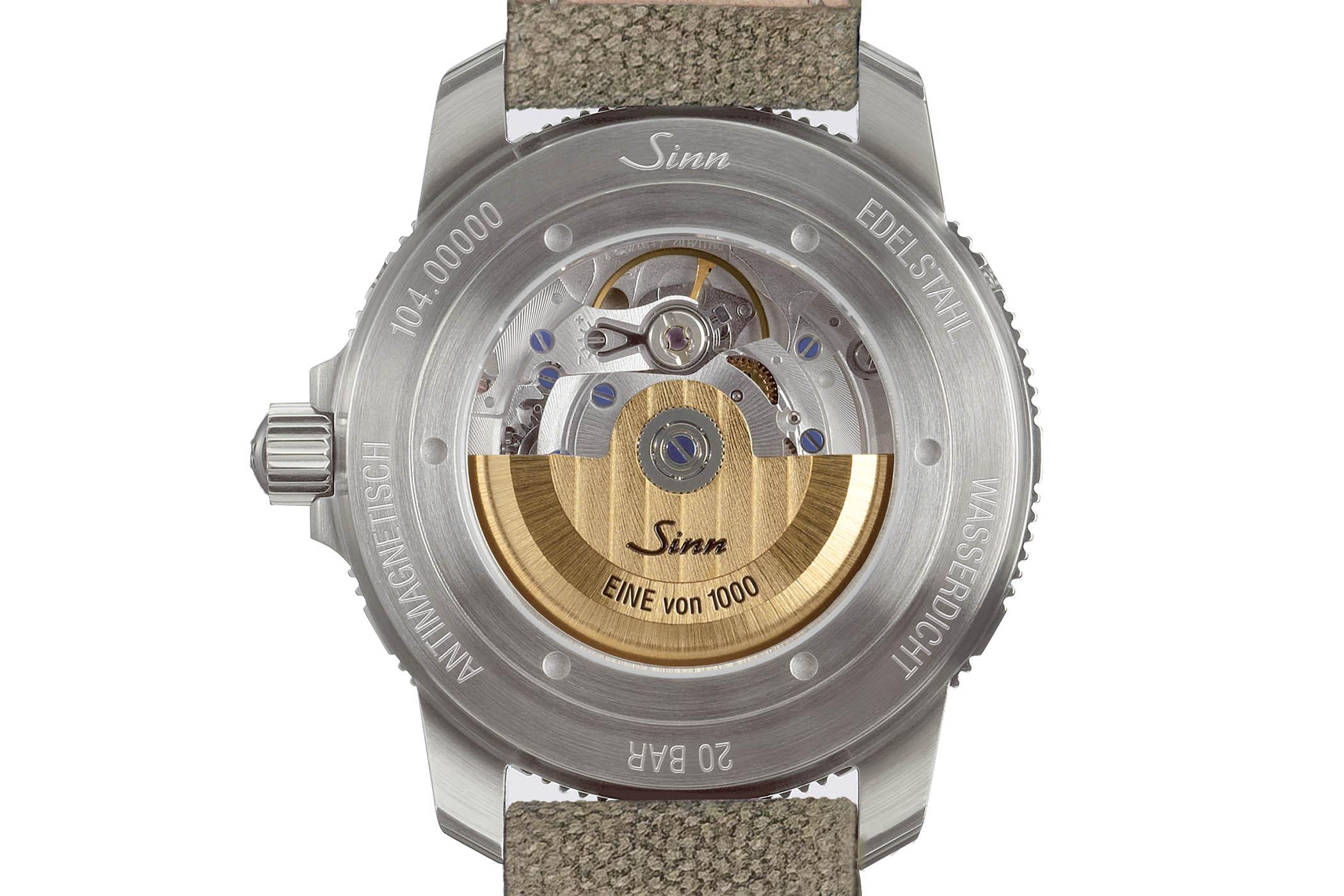 SINN 104 St Sa A B E Limited Edition