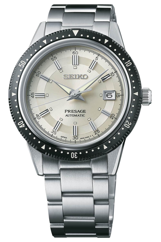 Seiko Presage 2020 Limited Edition SPB127J1 - Tribute 1964 Crown Chronograph