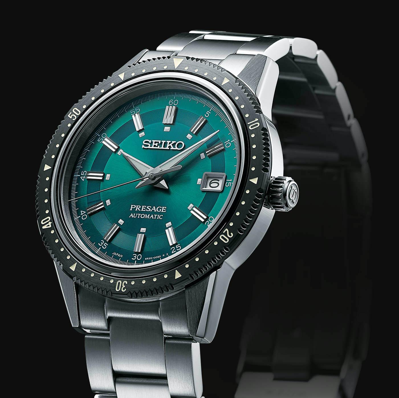 Seiko's new Presage 2020 Limited Edition Seiko-Presage-2020-Limited-Edition-SPB129J1-Tribute-1964-Crown-Chronograph-5