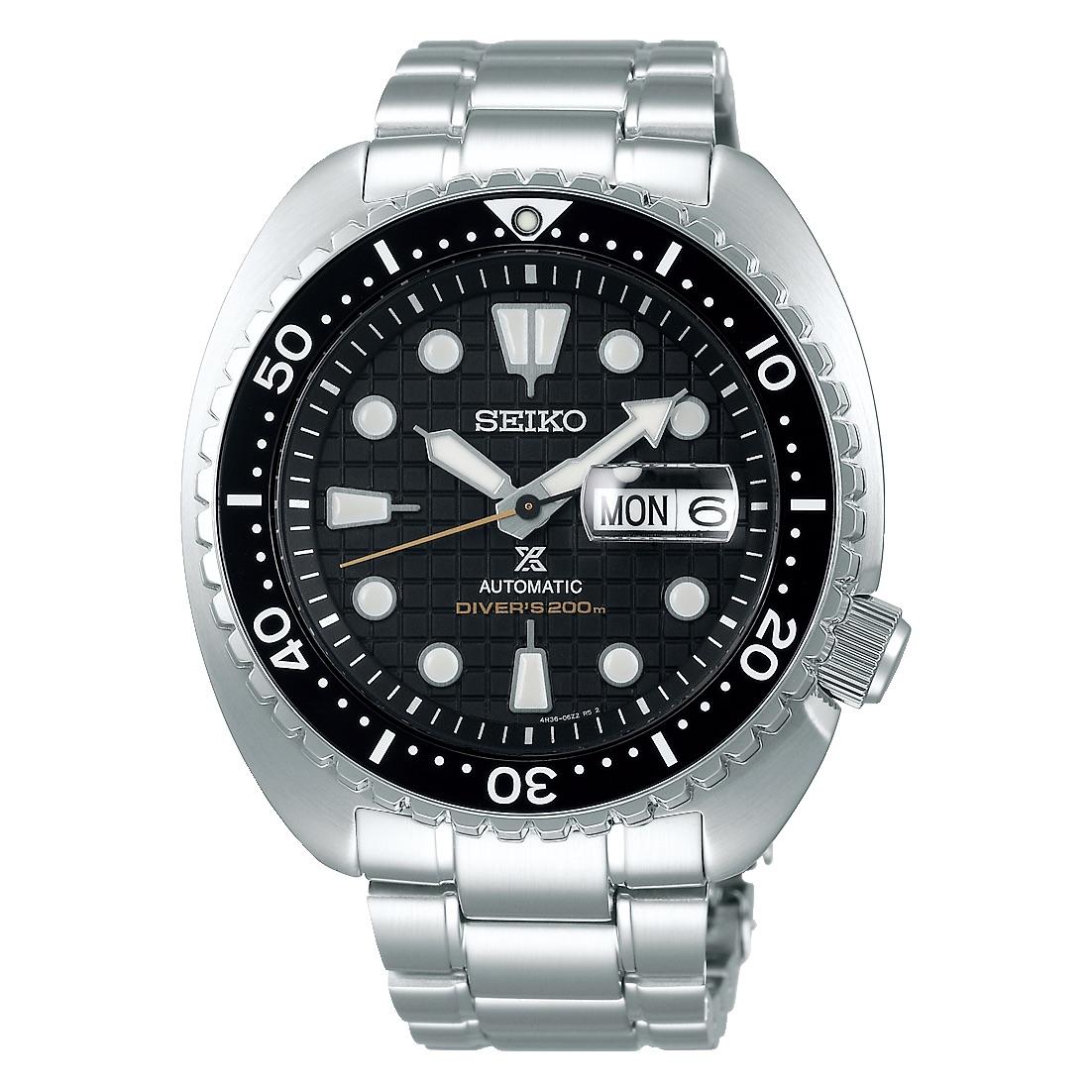 Seiko Prospex Automatic Diver 200m - Seiko King Turtle SRPE03 SRPE03K1