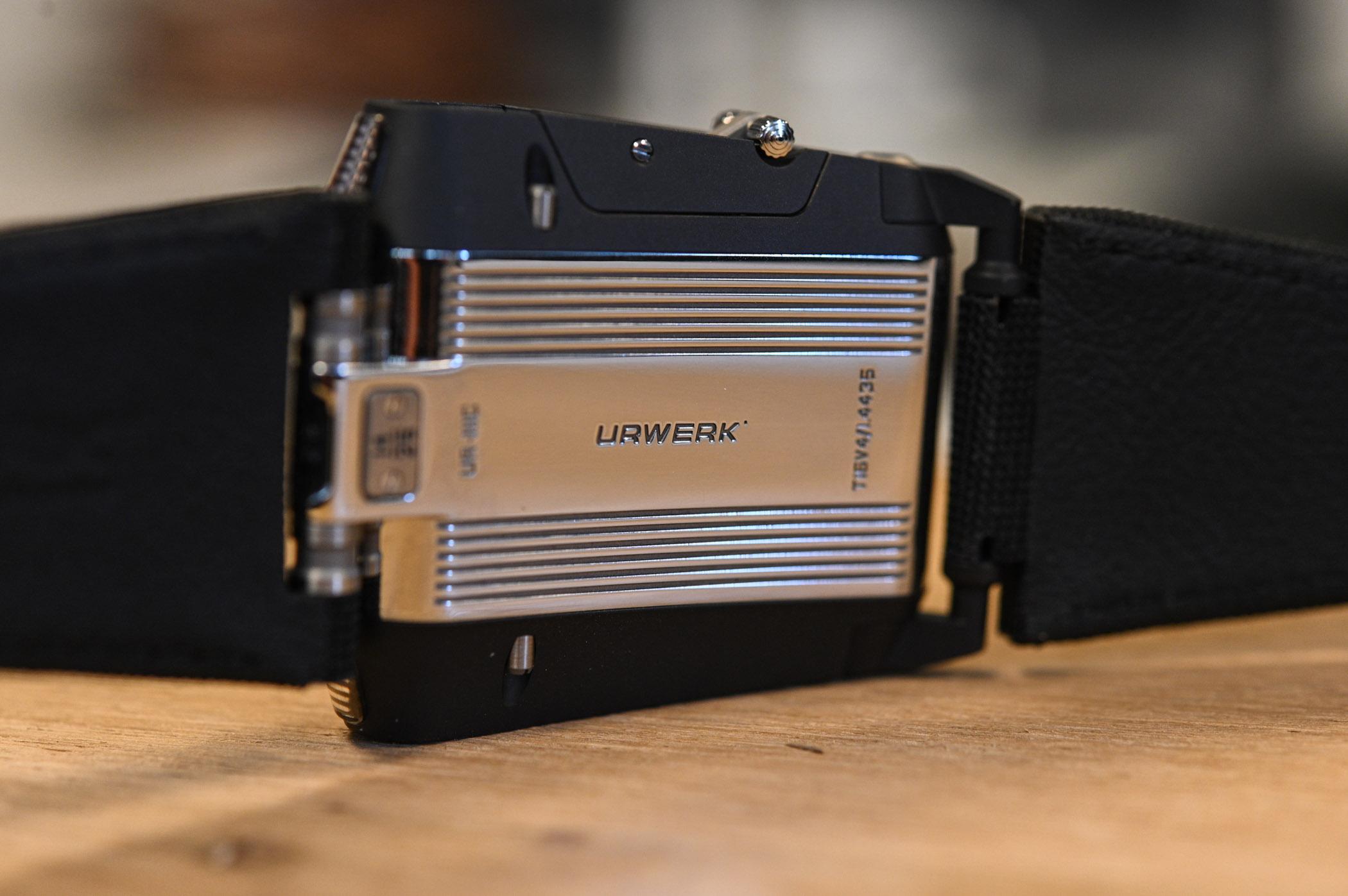 URWERK UR-111C Two-Tone