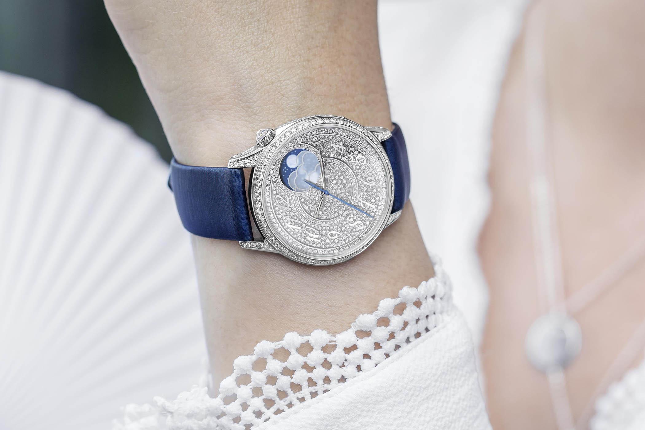 Vacheron Constantin Egerie collection 2020 womens watch - 3
