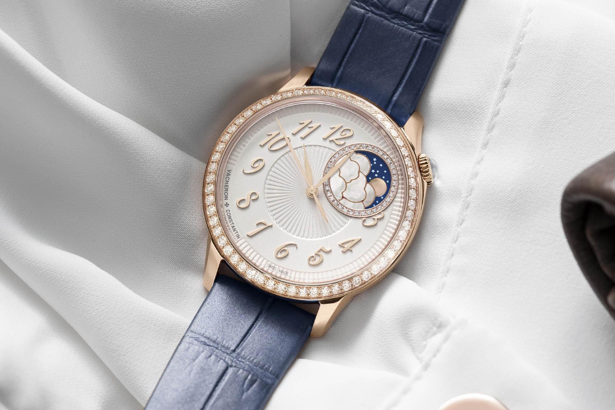 Vacheron Constantin Egerie collection 2020 womens watch - 5