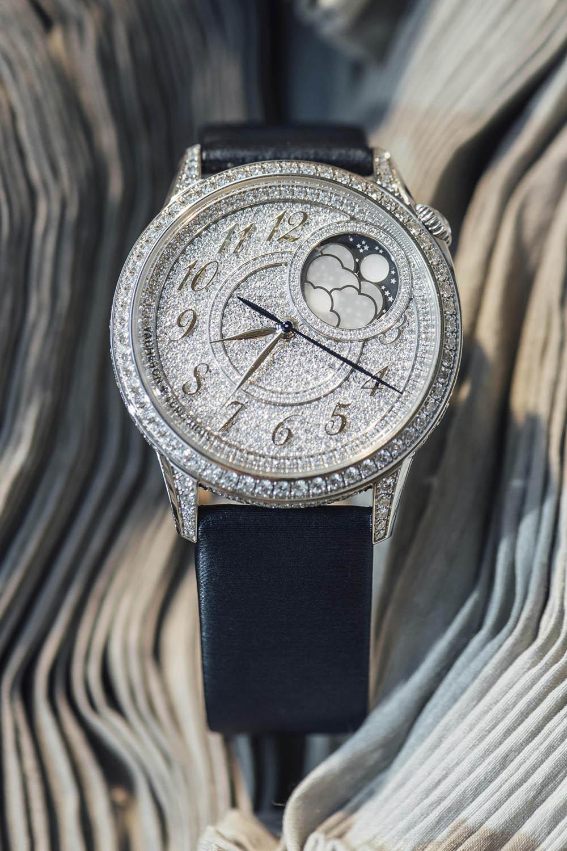 Vacheron Constantin Egerie collection 2020 womens watch - 7