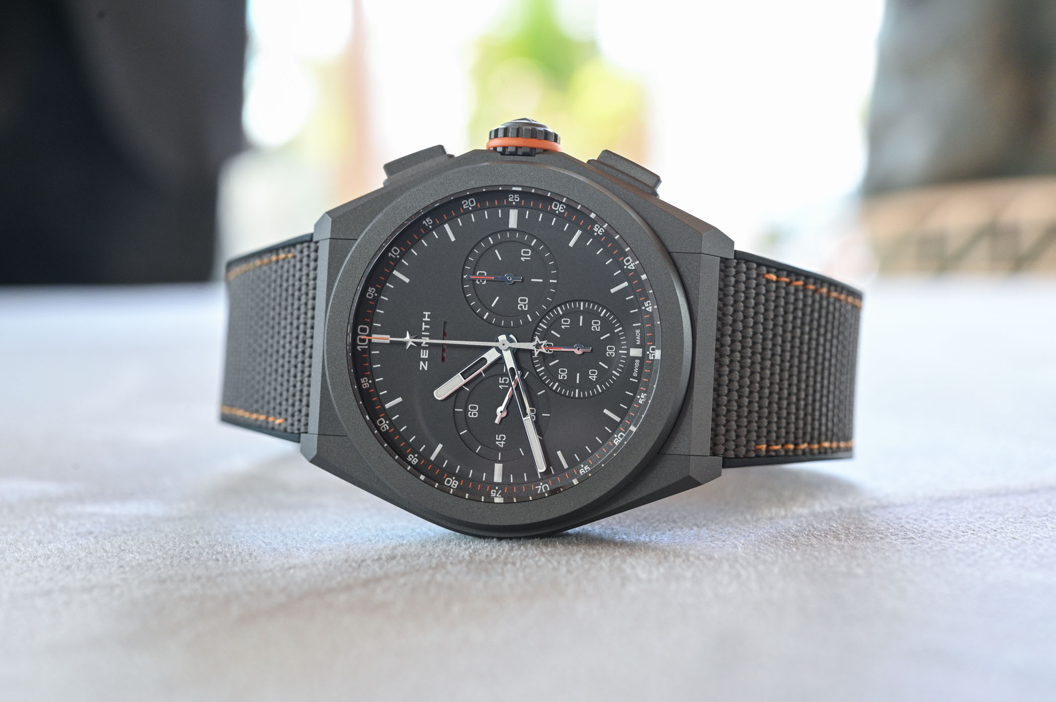 Zenith Defy 21 Land Rover Defender Edition