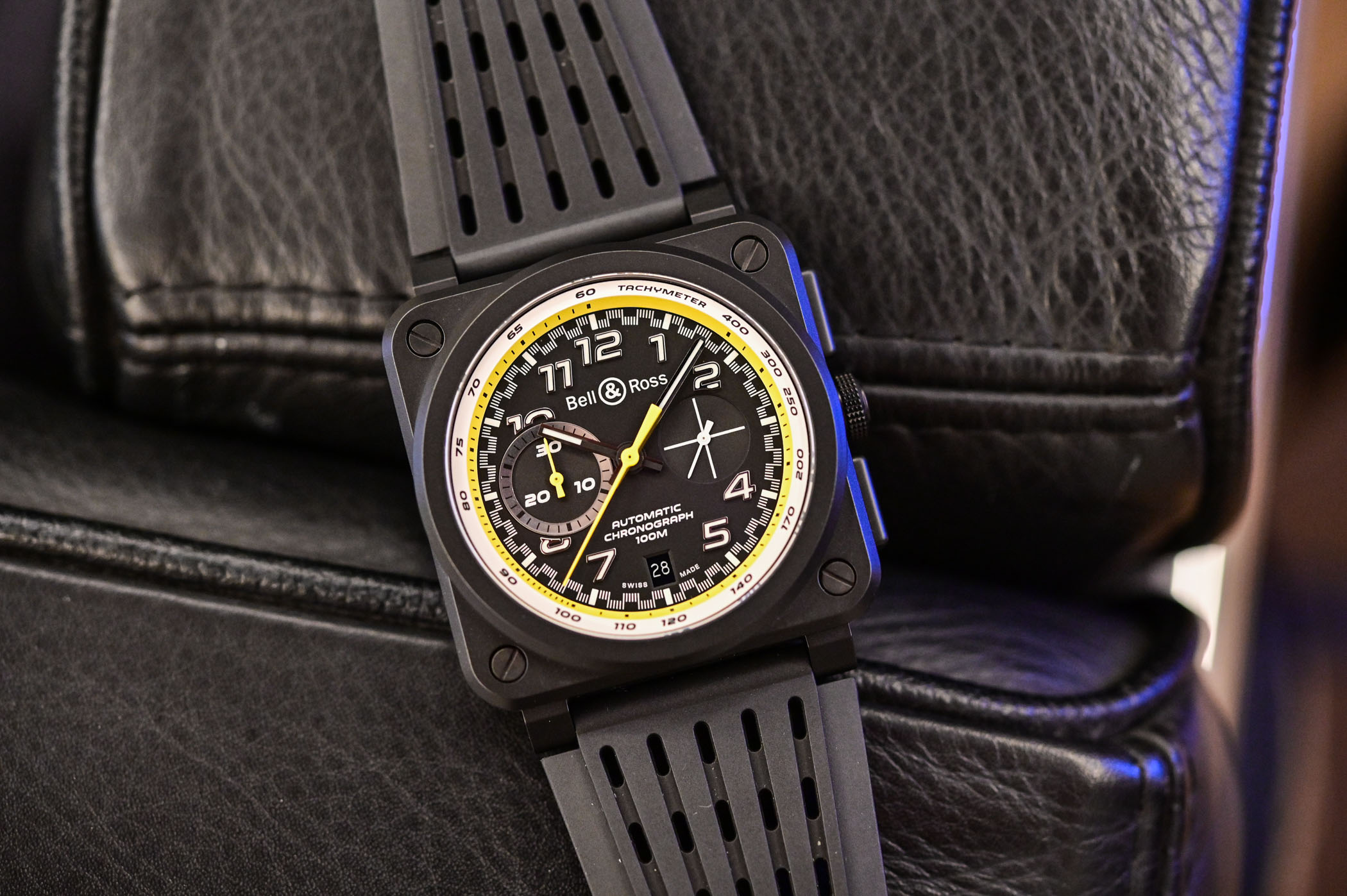 Bell & Ross BR 03-94 R.S.20 Renault F1 Chronograph