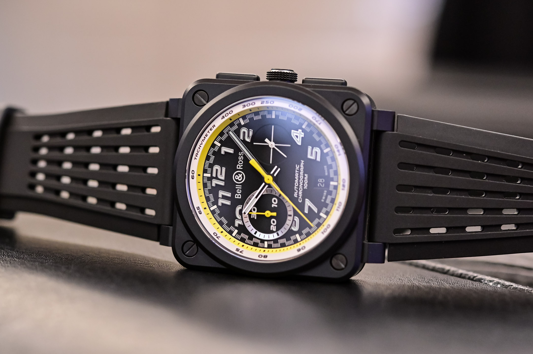 Bell and Ross BR 03-94 R.S.20 Renault F1 Chronograph - 5