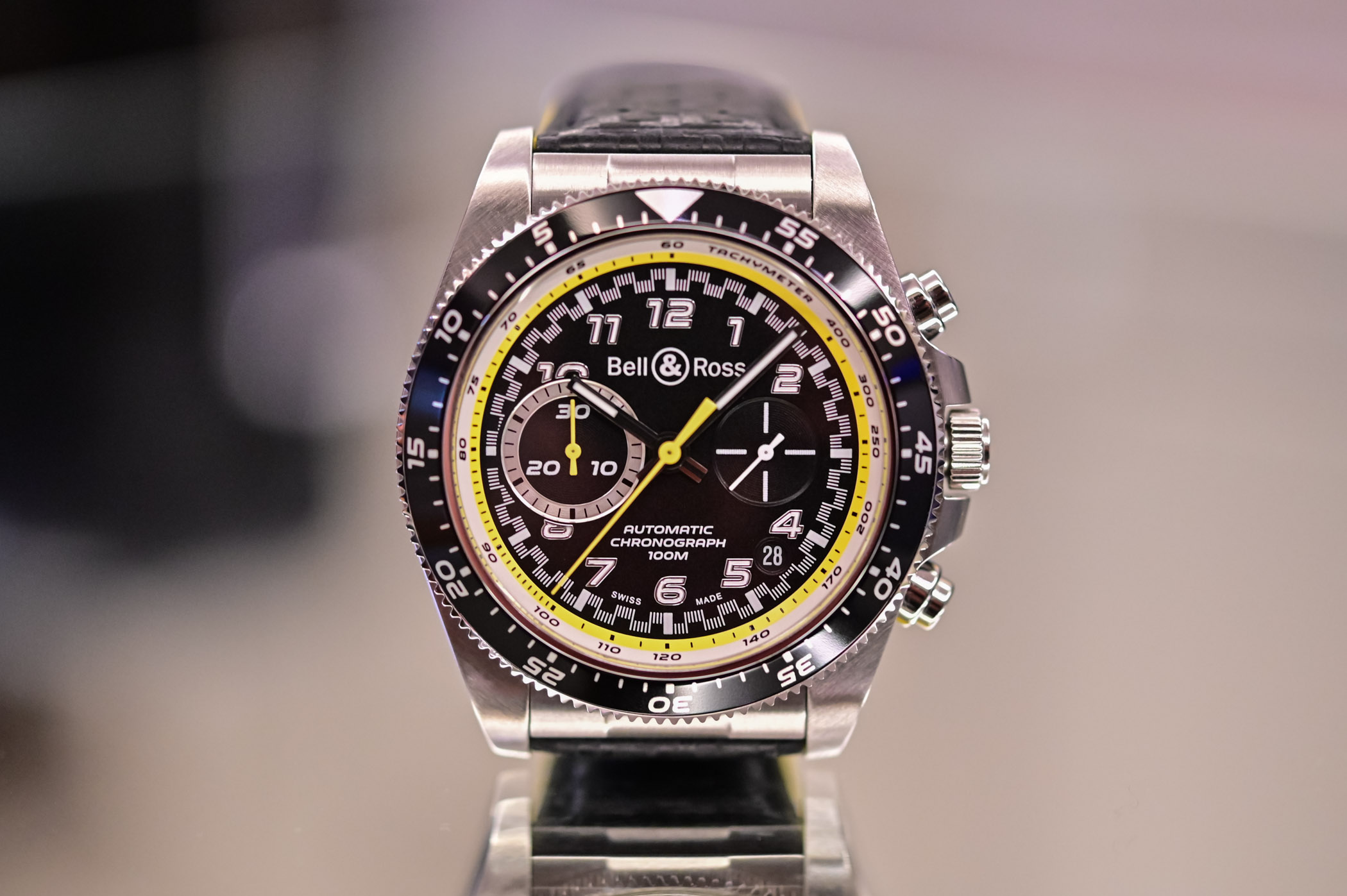 Bell and Ross BR V3-94 R.S.20 Renault F1 Chronograph - 2