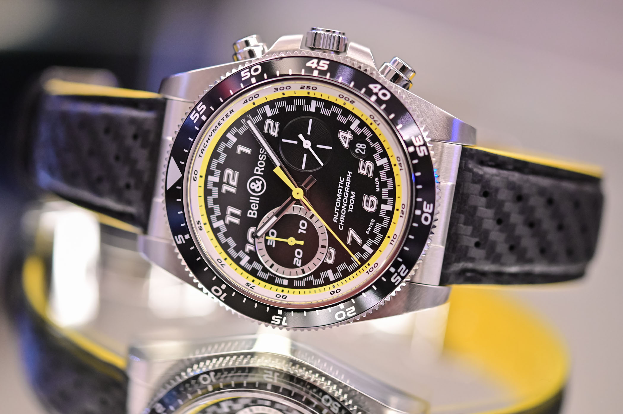 Bell and Ross BR V3-94 R.S.20 Renault F1 Chronograph - 3