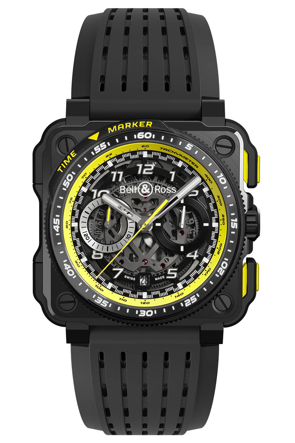 Bell and Ross BR-x1 R.S.20 Renault F1 Chronograph - 1