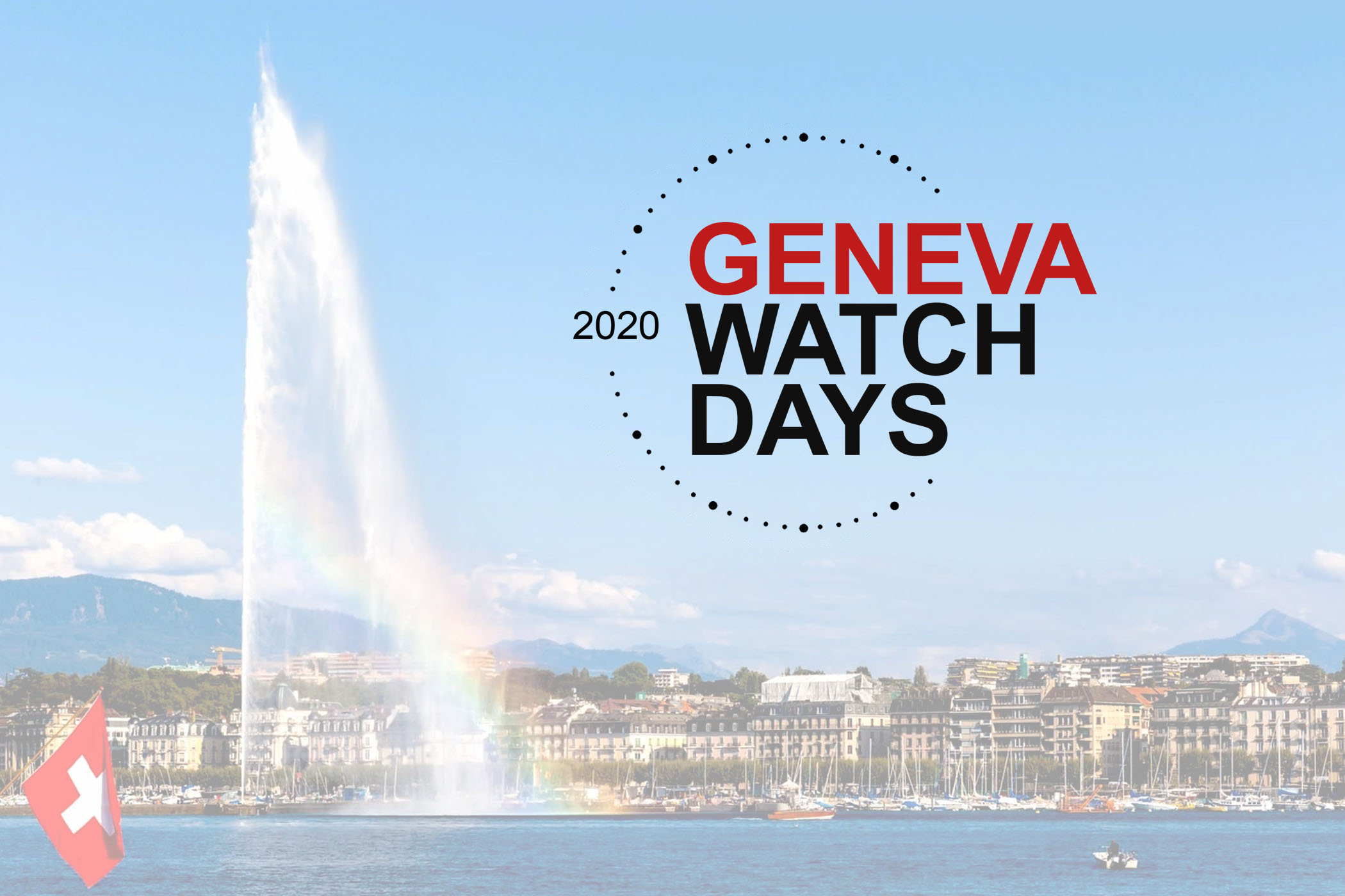 Breaking News - Major Swiss Watch Brands Unite to Create the First Geneva Watch Week April 2020