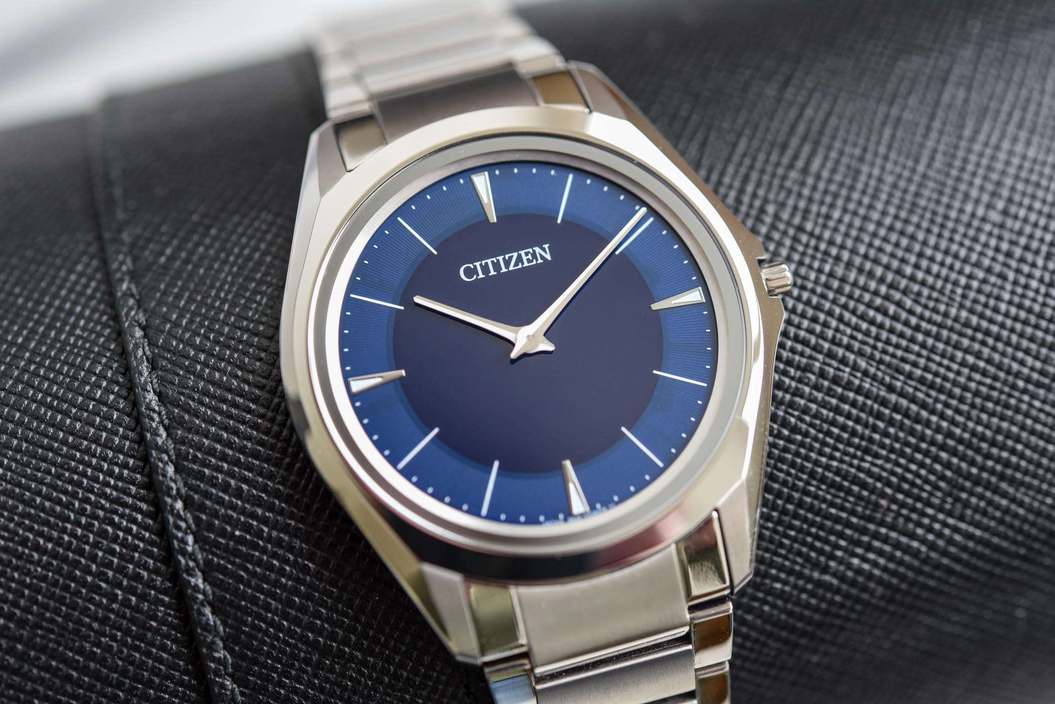 Citizen Eco-Drive One Super Titanium - 3