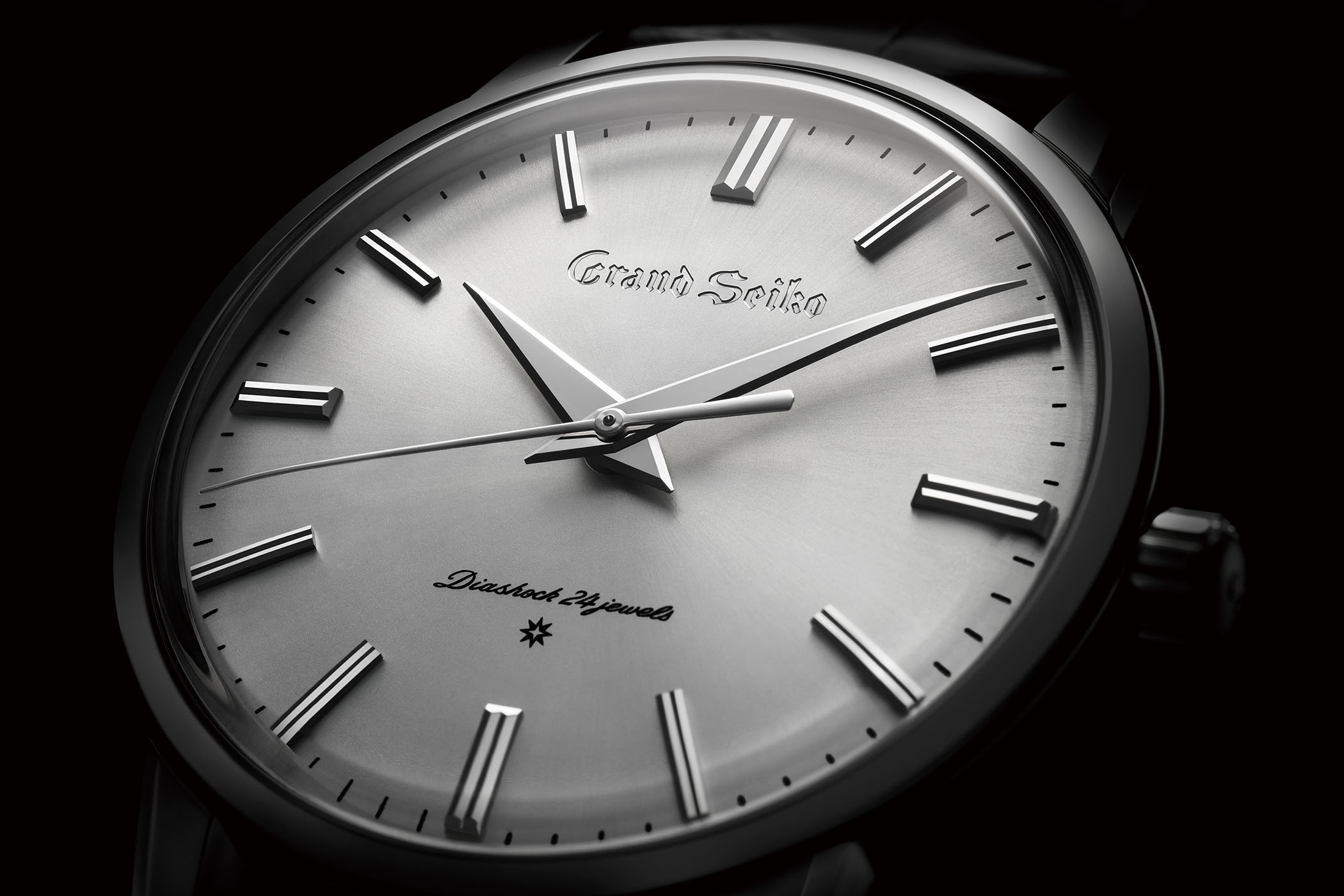 Grand Seiko 60th Anniversary Re-Creation of the first 1960 - SBGW257