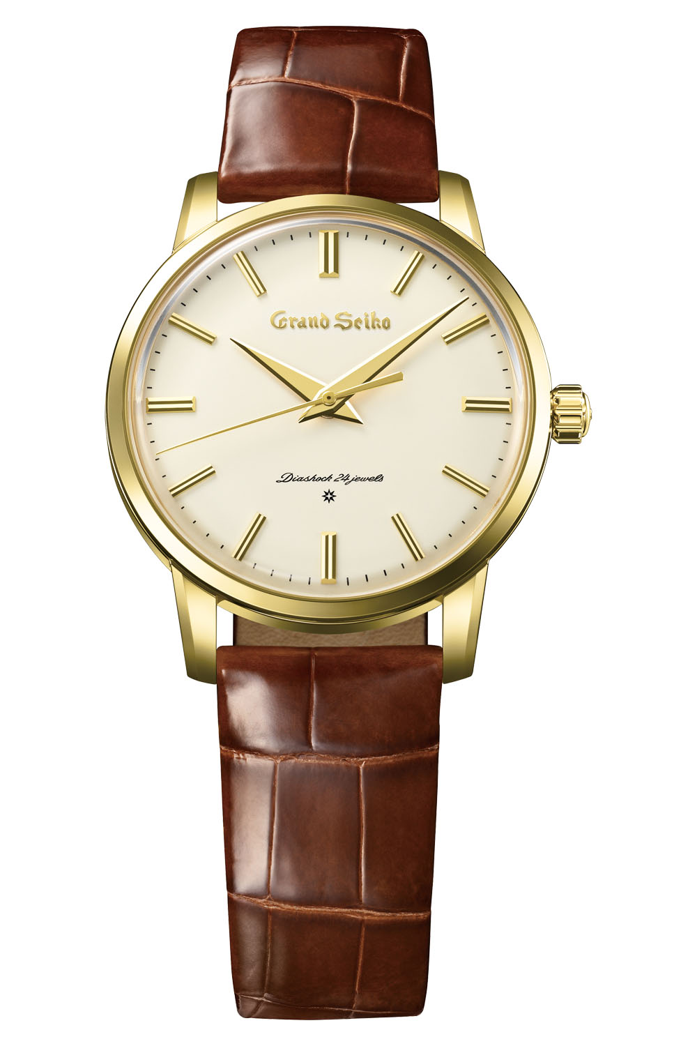 Grand Seiko 60th Anniversary Re-Creation of the first 1960 - SBGW258