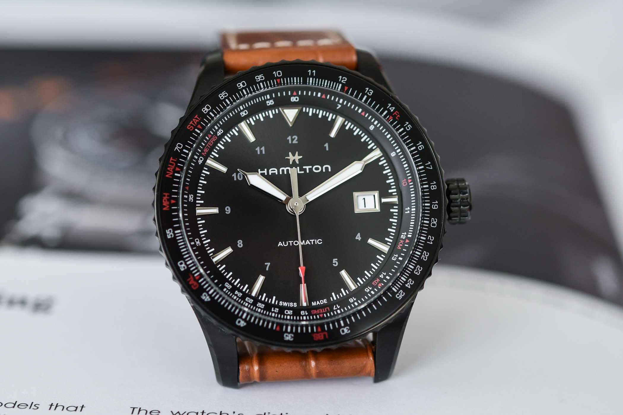 Hamilton's new Khaki Aviation Converter watches Hamilton-Khaki-Aviation-Converter-Auto-black-PVD-H76625530-review-1