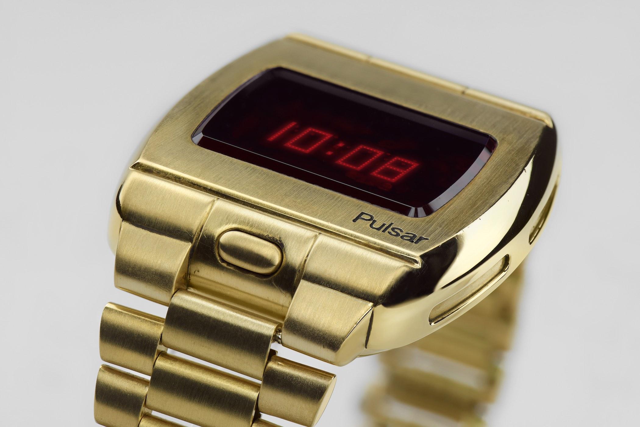 Hamilton Pulsar P1 H00000439 first digital watch 1970 - 3