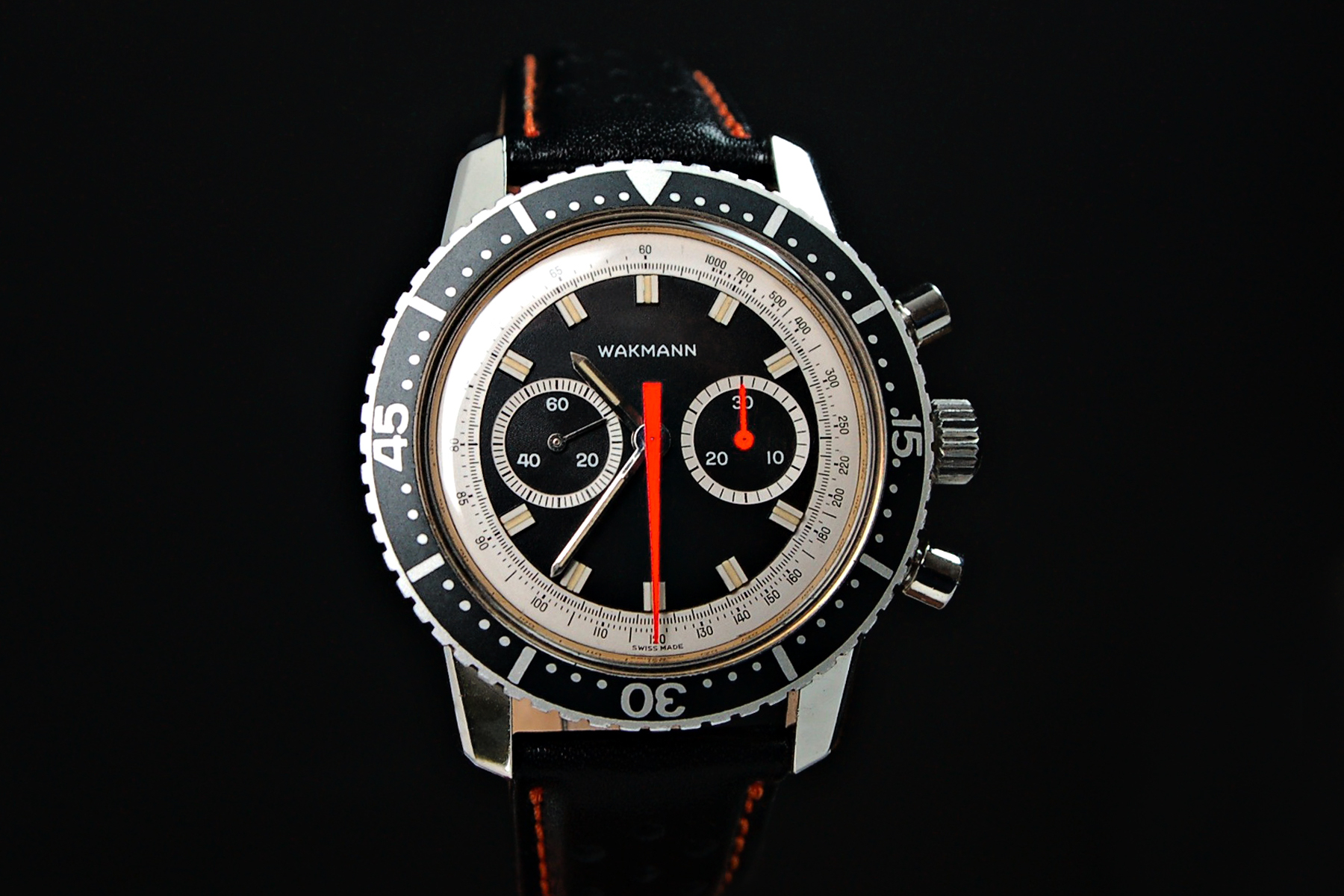 History Wakmann Watch Company