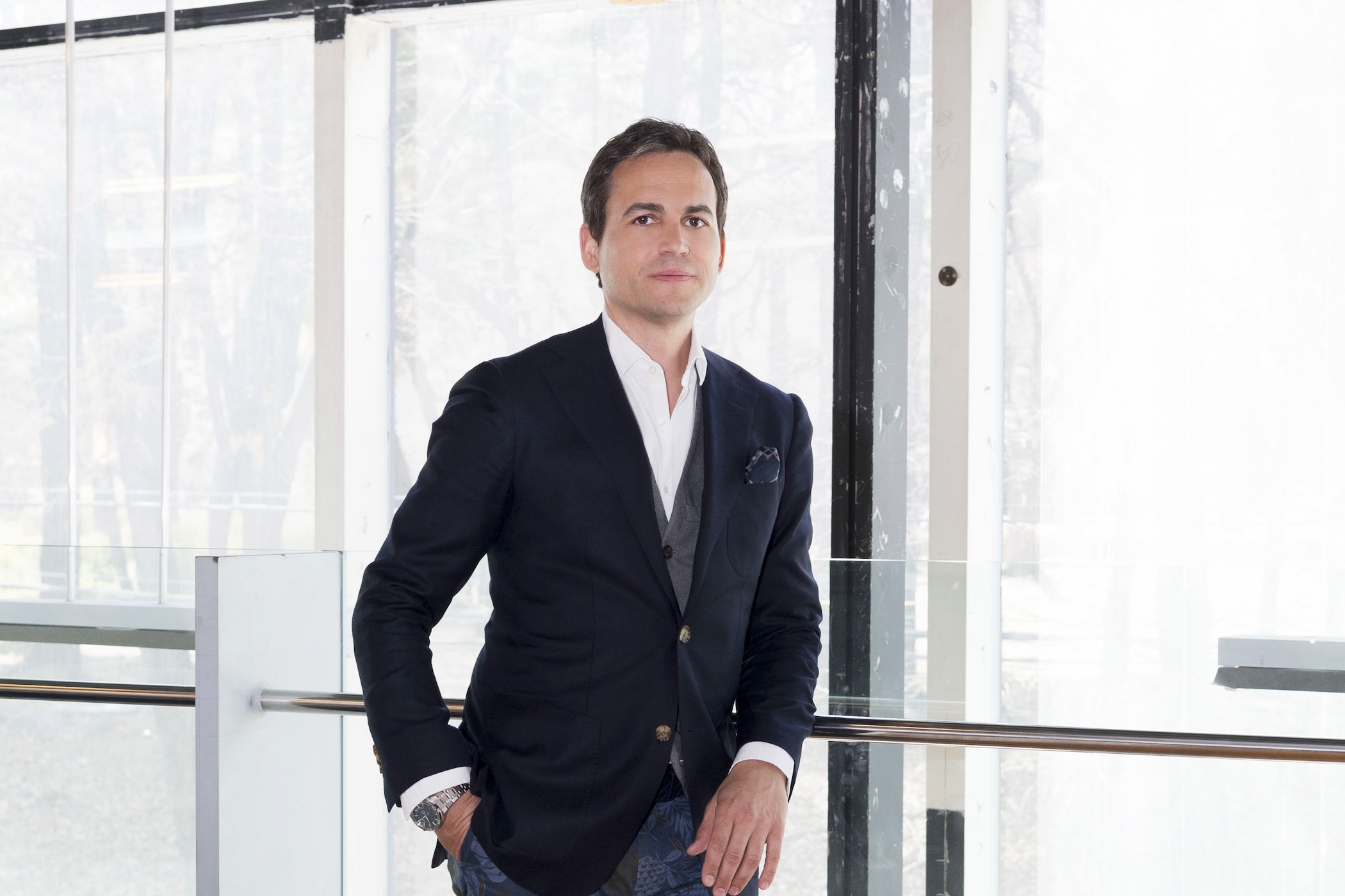Maurice Lacroix Managing Director Stephane Waser interview