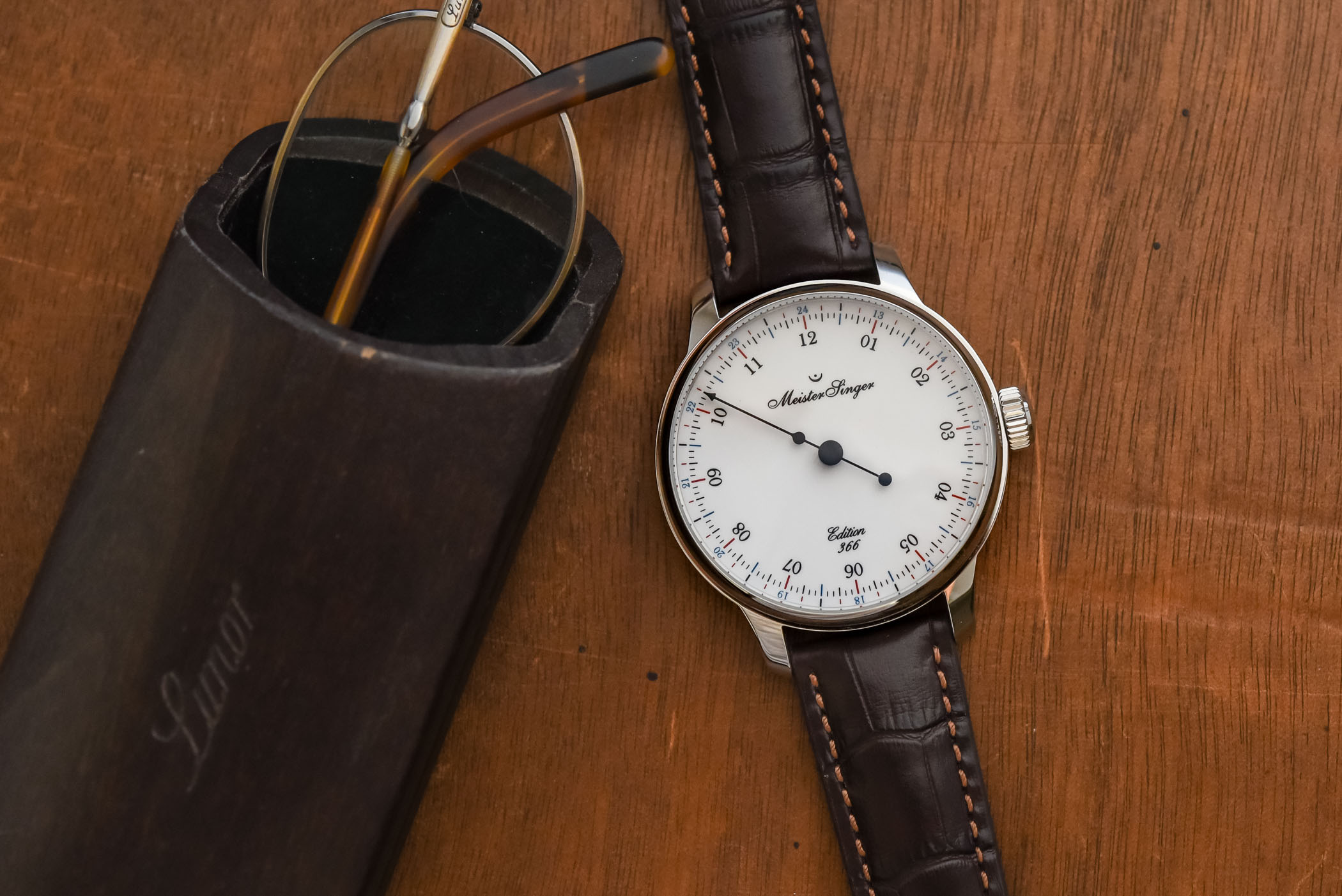 MeisterSinger Edition 366 Single-Hand