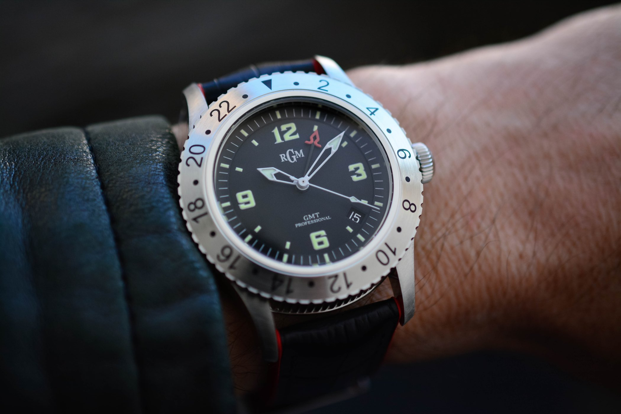 RGM Model 500-GMT