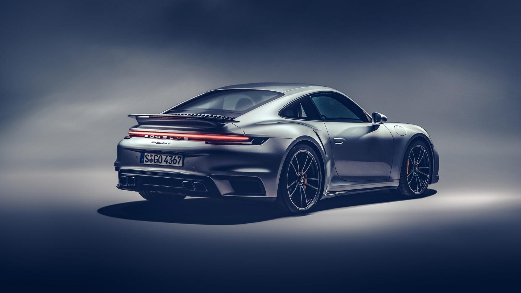 Petrolhead Corner - 2020 Porsche 911 Turbo S 992 - 3