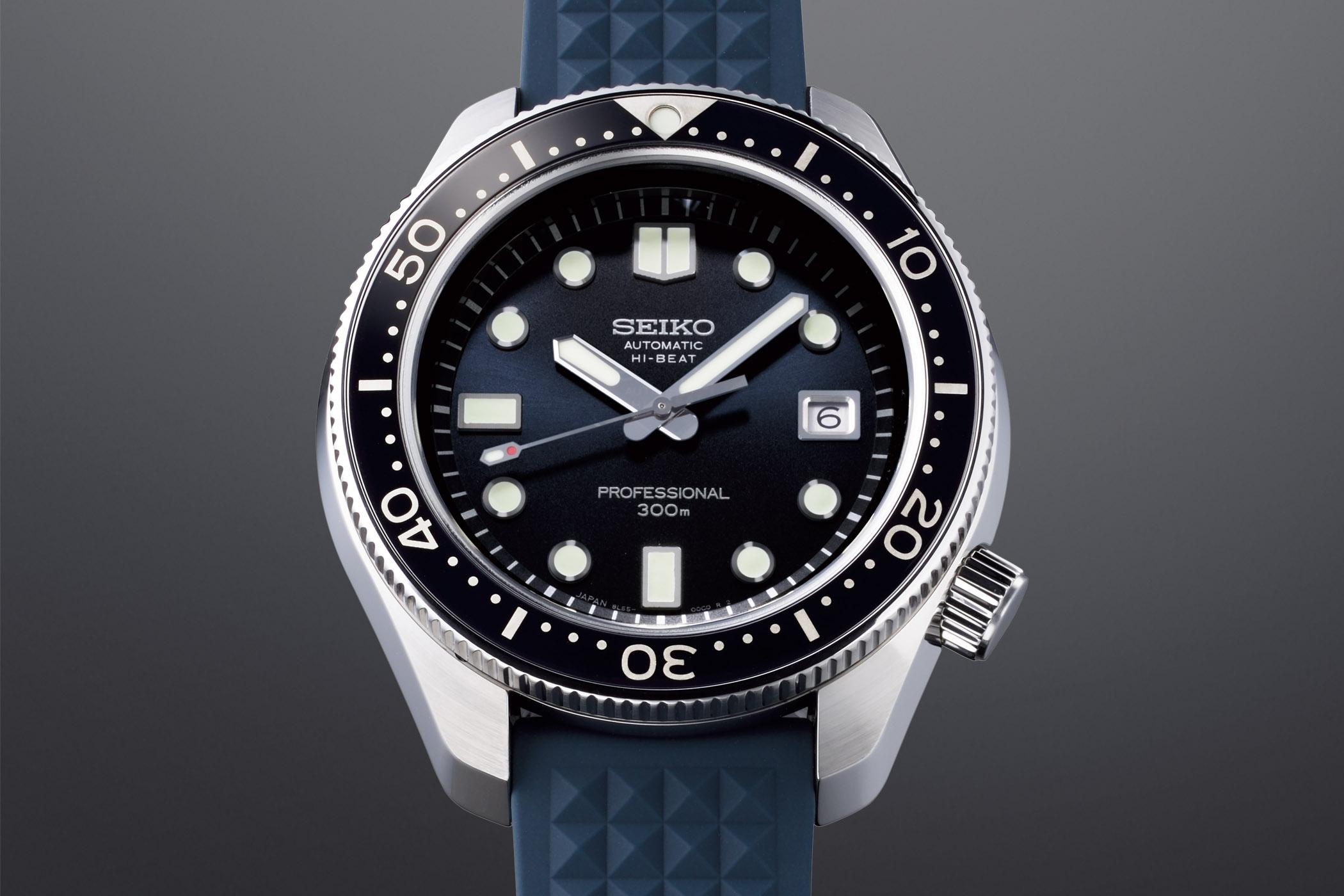 Seiko Prospex Diver 55th Anniversary Re-Edition - 1968 Hi-Beat Diver SLA039