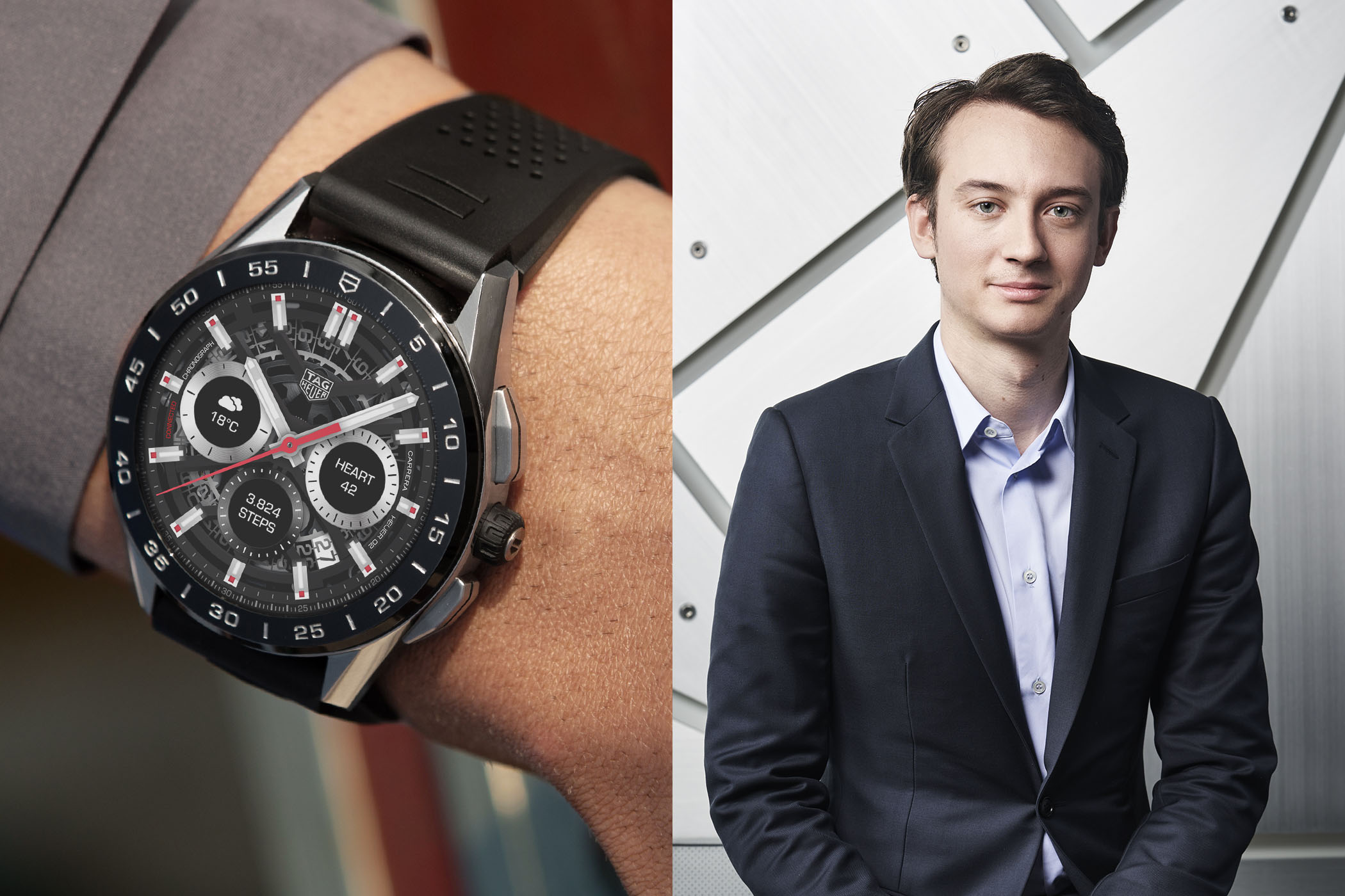 TAG heuer Connected Watch 2020