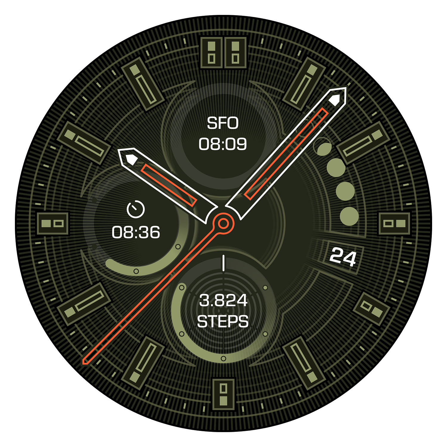 TAG heuer Connected Watch 2020 - 14