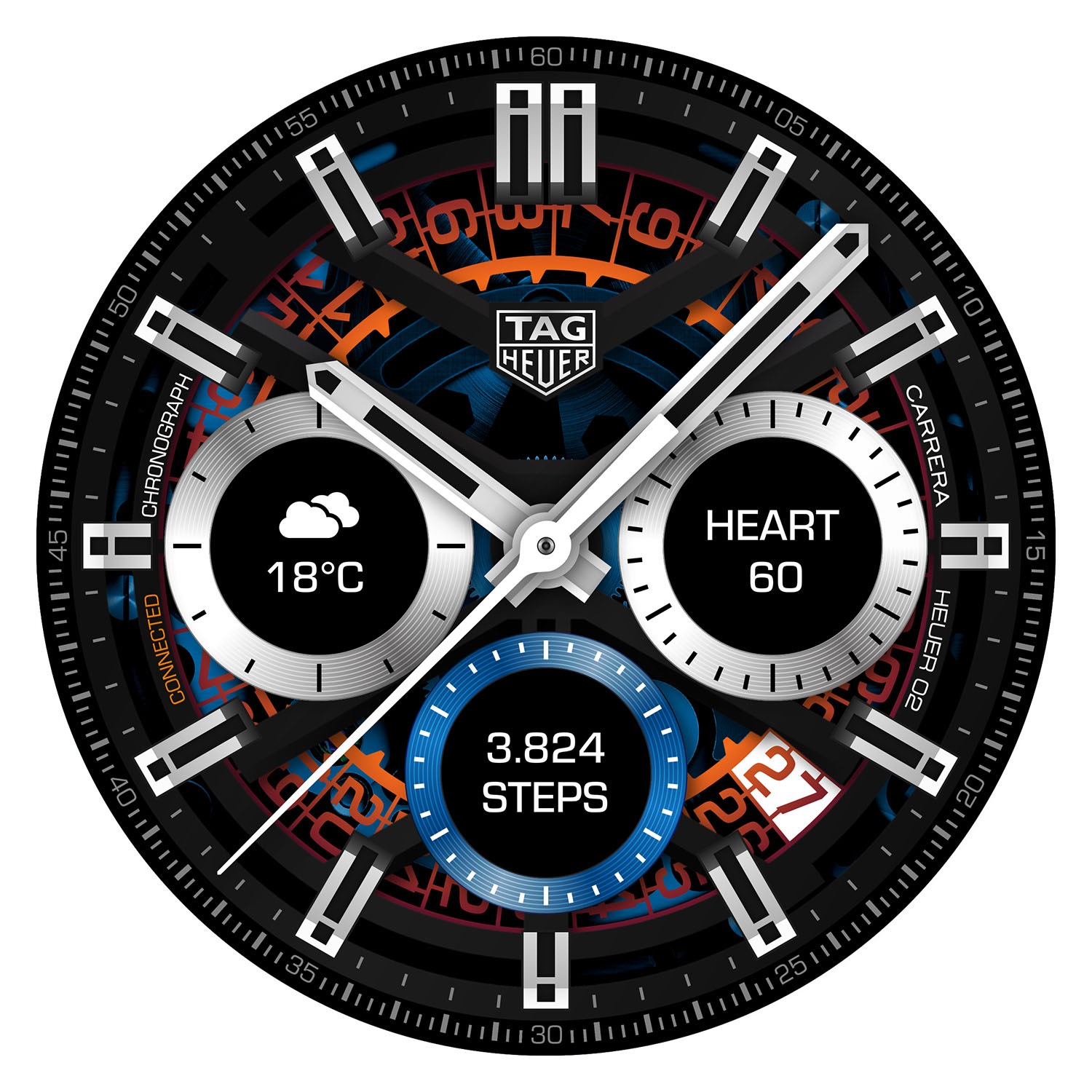 TAG heuer Connected Watch 2020 - 16