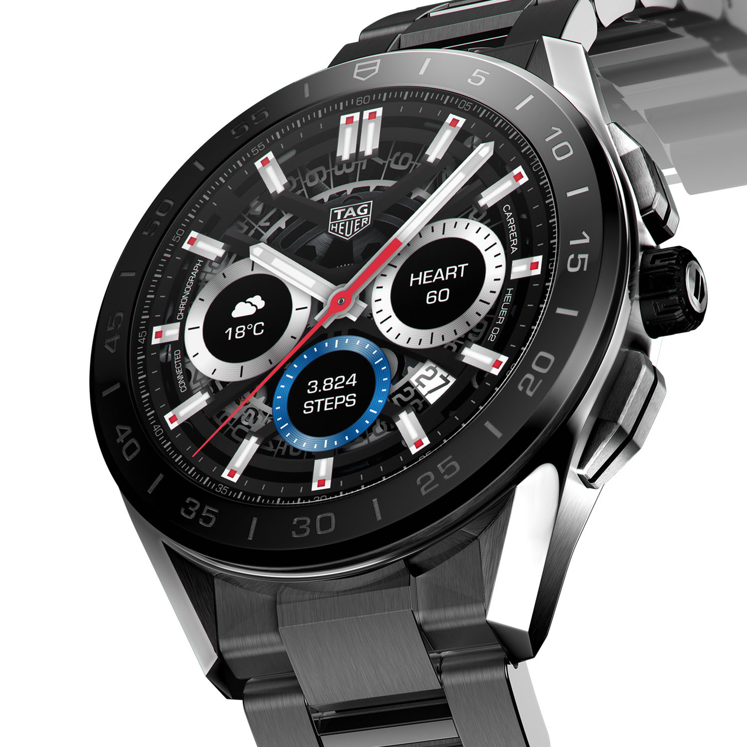 TAG heuer Connected Watch 2020 - 9