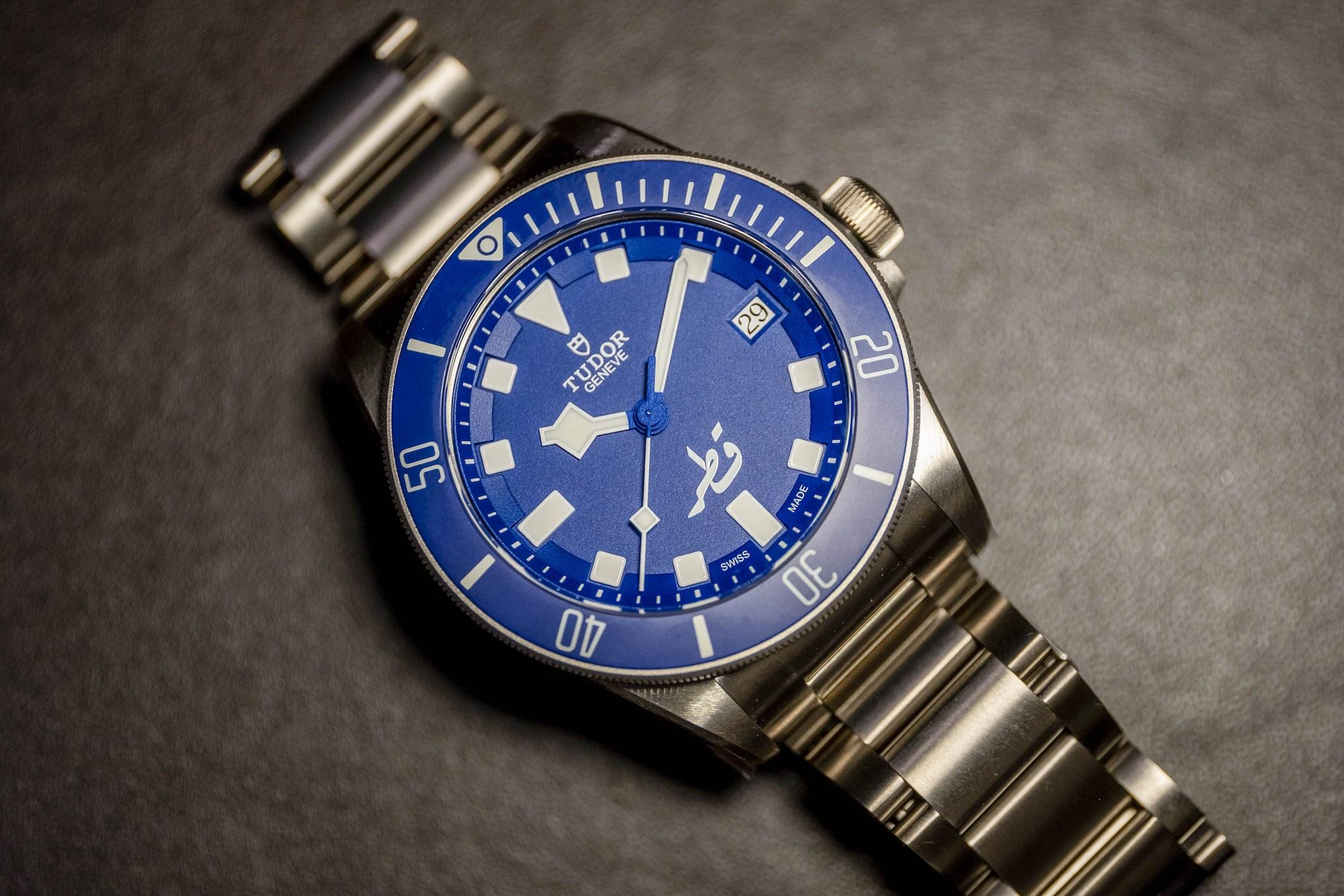 Tudor Pelagos Qatar Watch Club Edition 2020 - M25600TB-0001