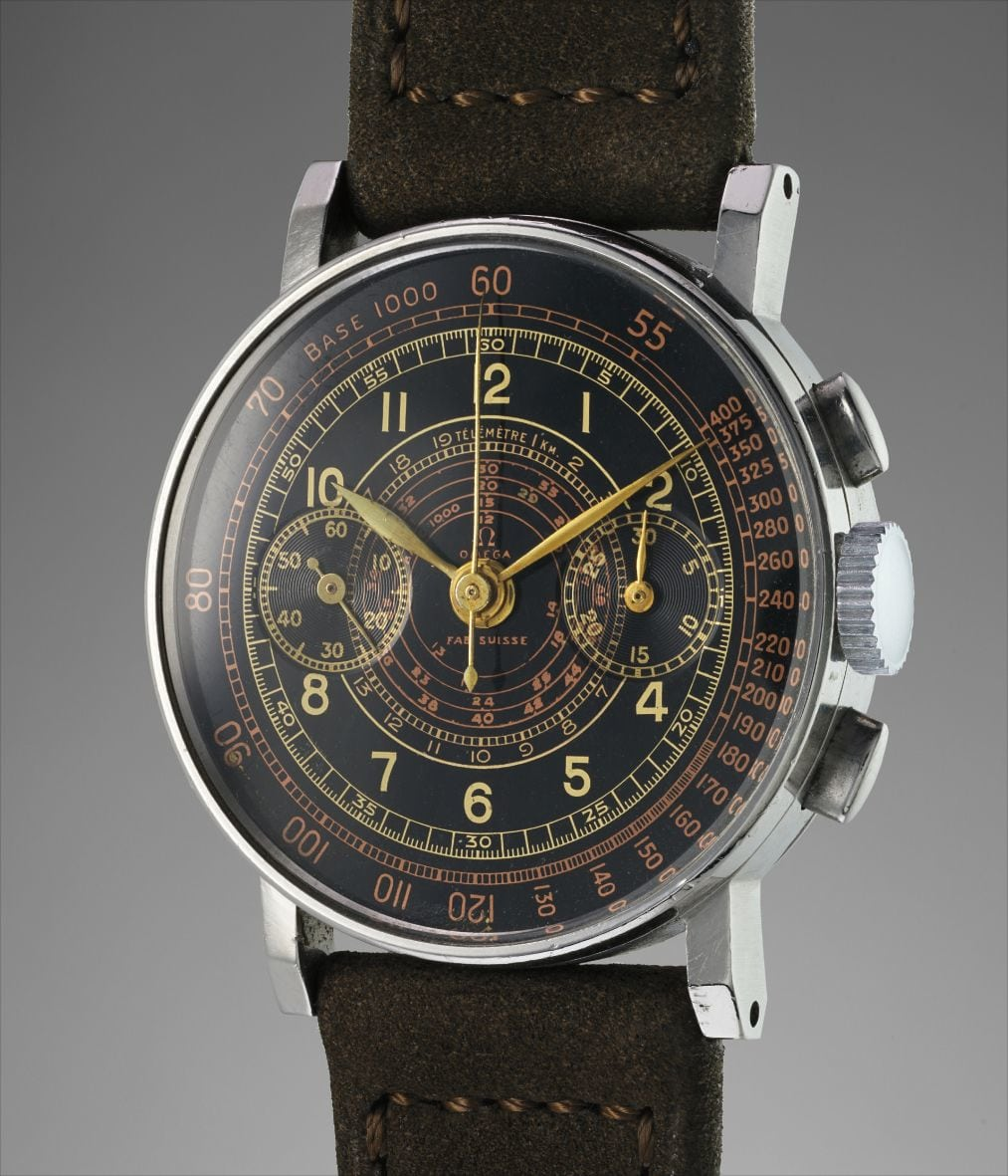 Vintage Omega Chronograph 28.9 CHRO - Image by Phillips Watches