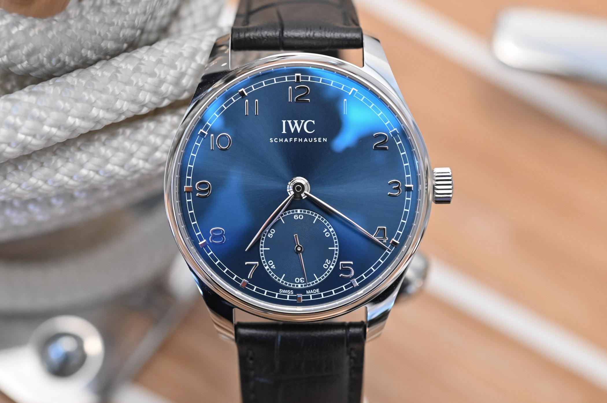 2020 IWC Portugieser Automatic 40 IW3583