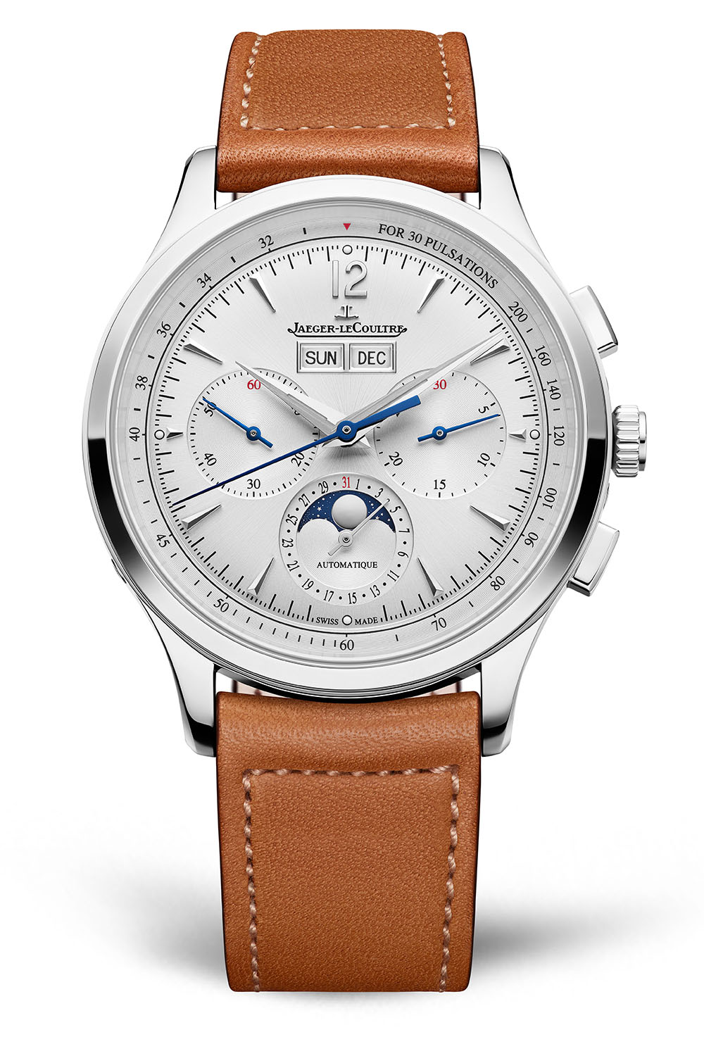 2020 Jaeger-LeCoultre Master Control