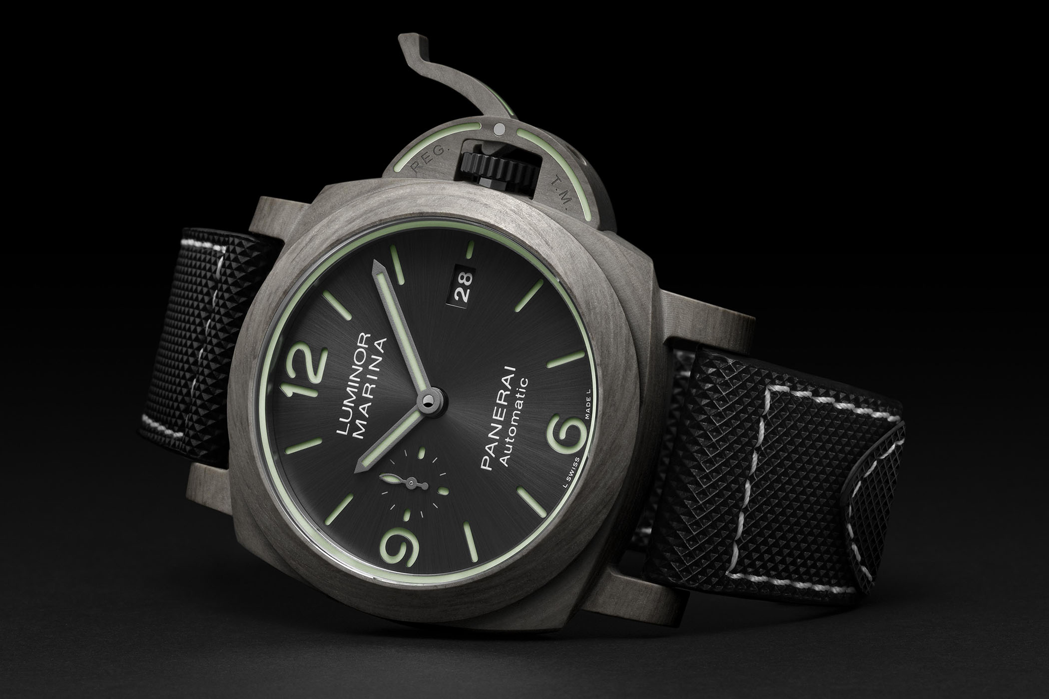 2020 Panerai Luminor Marina Luminous Trilogy PAM1117 PAM1118 PAM119 - 4